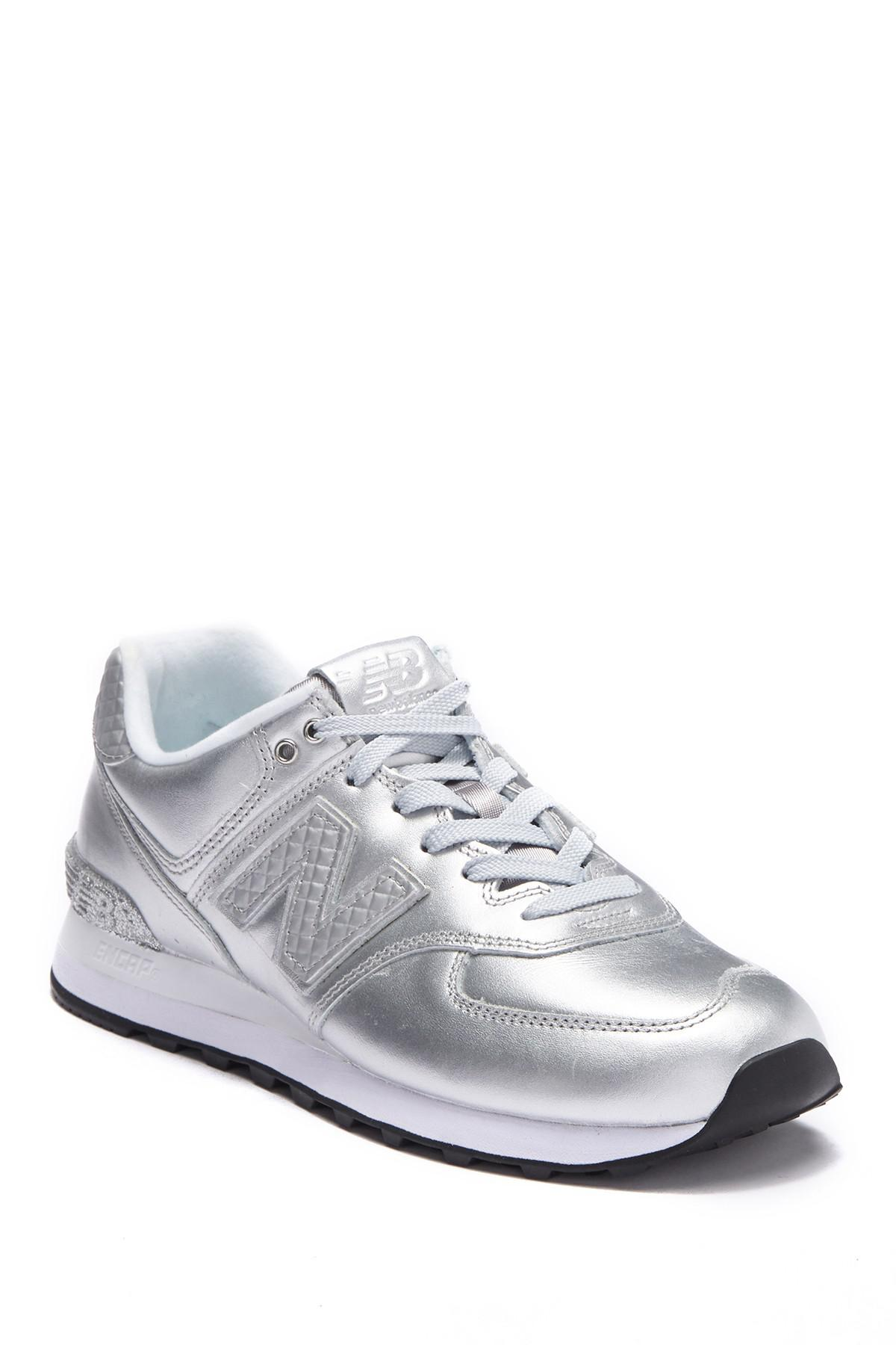 c0bb41683cd Gallery. Previously sold at  Nordstrom Rack · Women s New Balance 574 ...