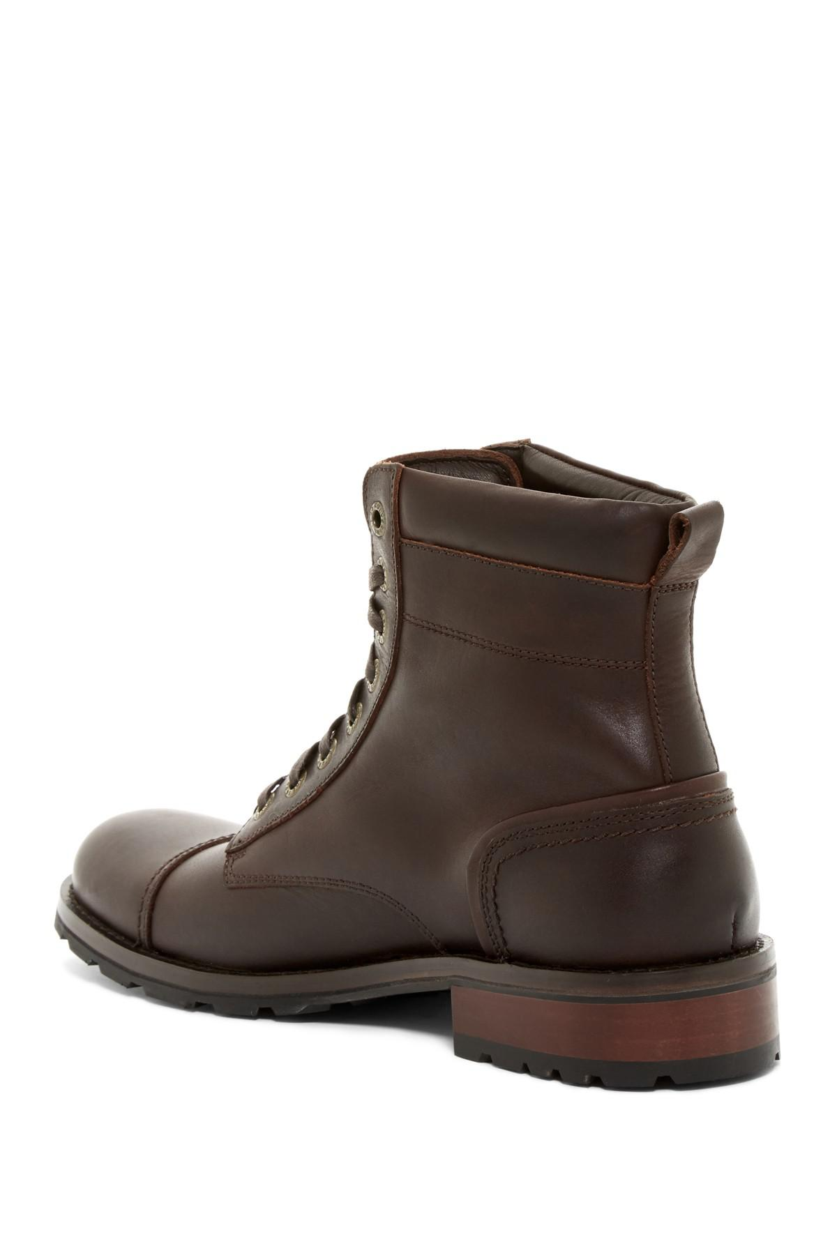069af41b51a Wolverine Brown Reese Combat Boot for men