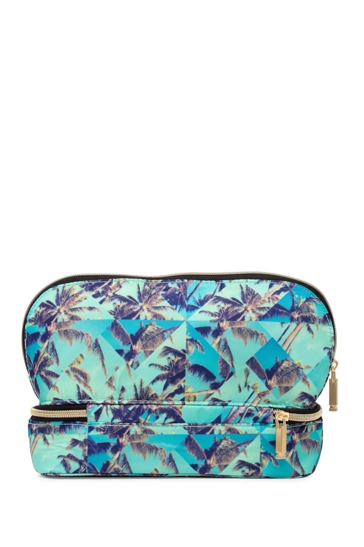 640a38464ac6 Kestrel Blue Island Vision Cosmetic Bag
