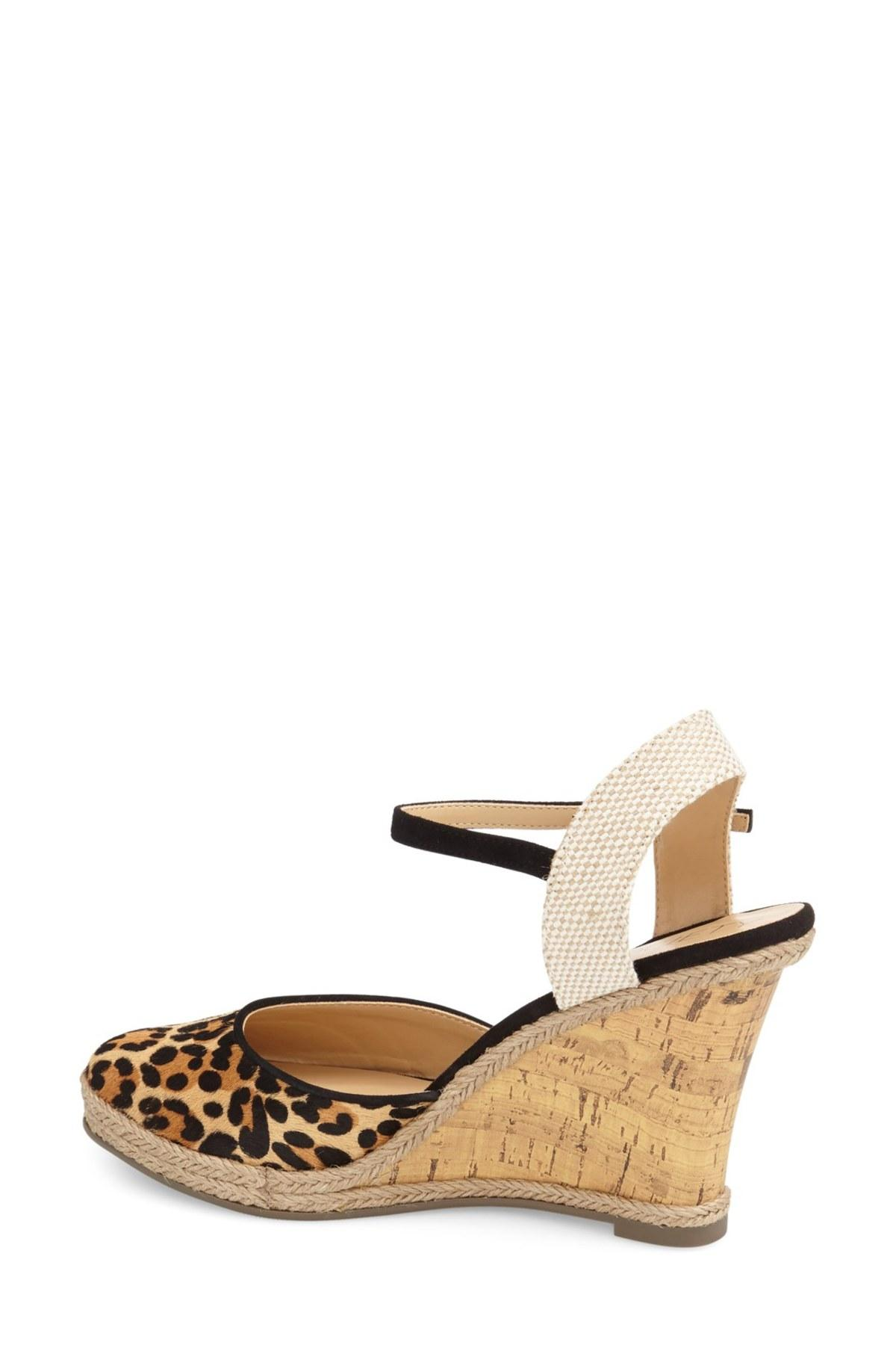 683bb674f039 Sole Society - Multicolor  lucy  Wedge Sandal (women) - Lyst. View  fullscreen