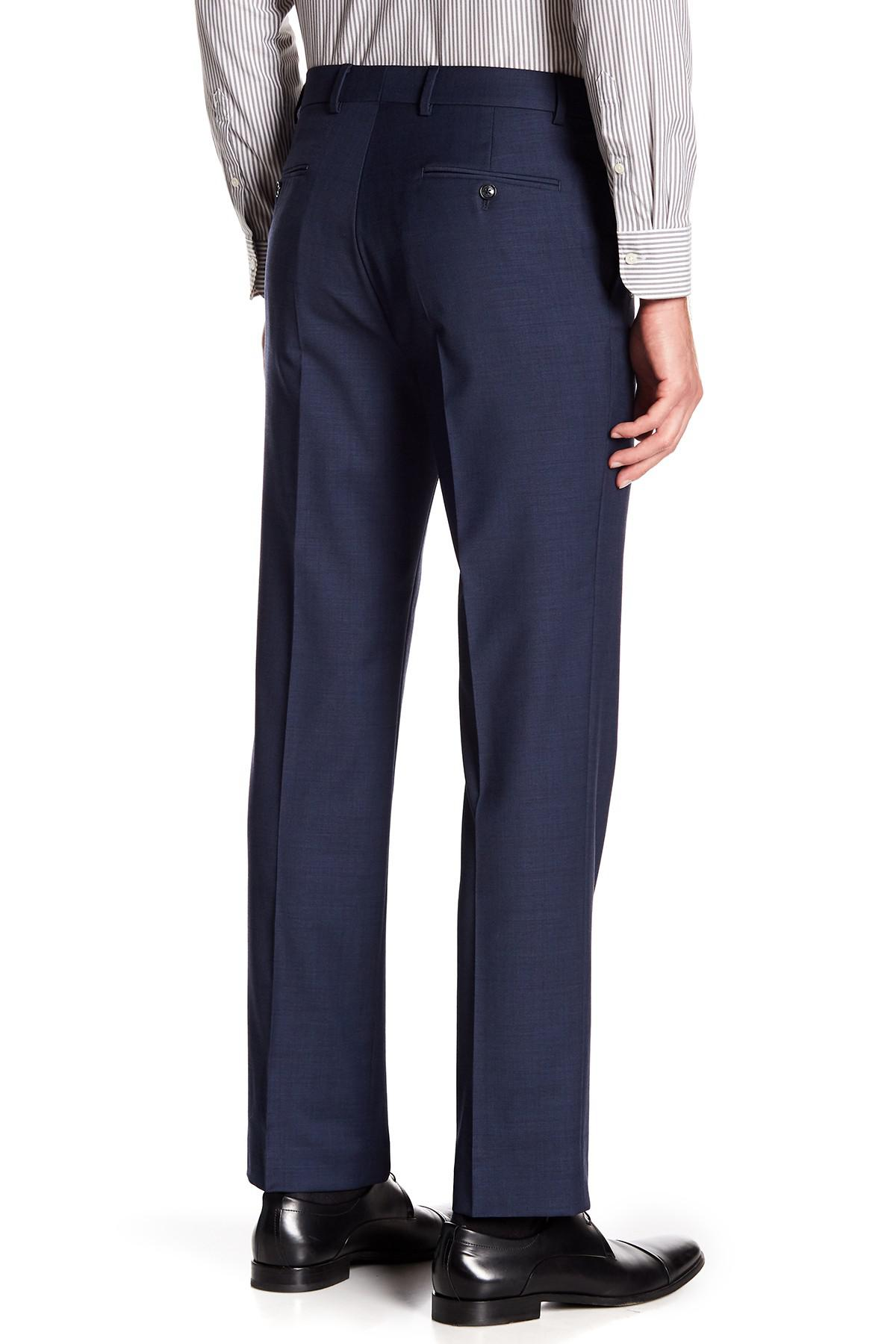 9169f791 Lyst Tommy Hilfiger Tyler Modern Fit Th Flex Performance Sharkskin. Tommy  Hilfiger Tyler Blue Pants Best Style Man And Woman