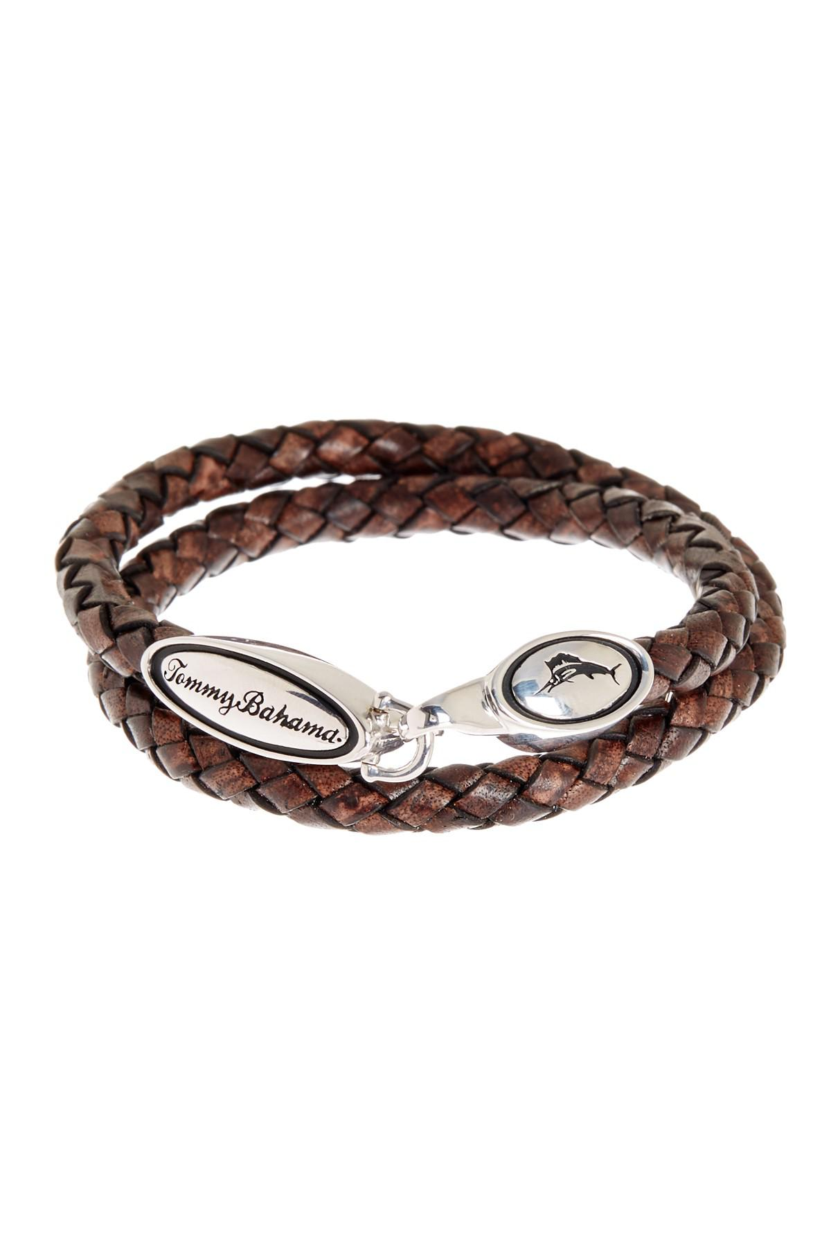 jewelry women bracelet lyst cord beaded s multitan luu corded chan