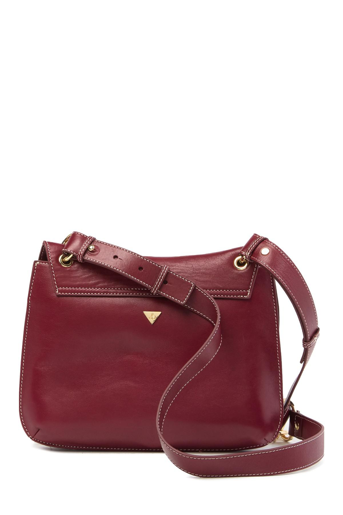 1386cad586c554 Gallery. Previously sold at  Nordstrom Rack · Women s Leather Messenger Bags  ...
