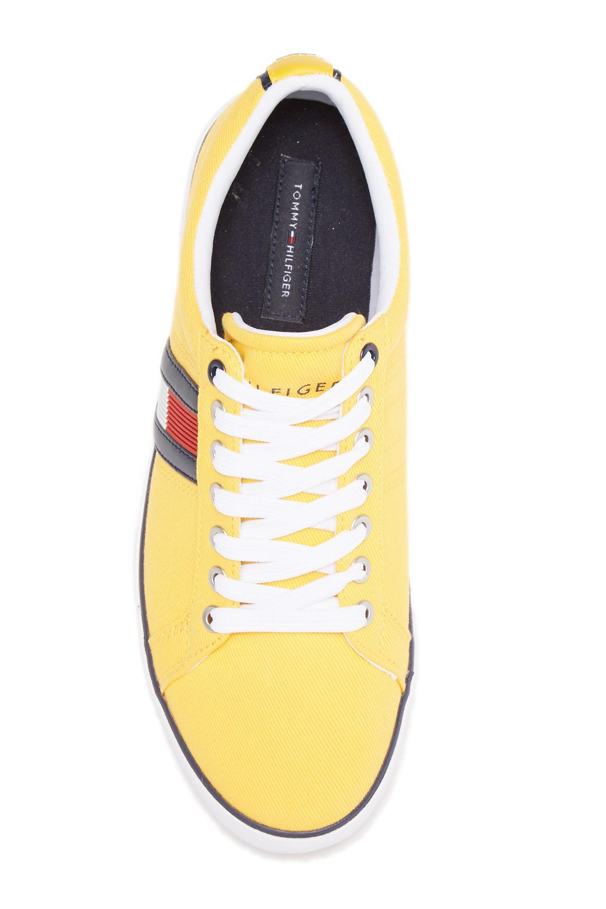 Tommy Hilfiger Remi Canvas Sneaker for