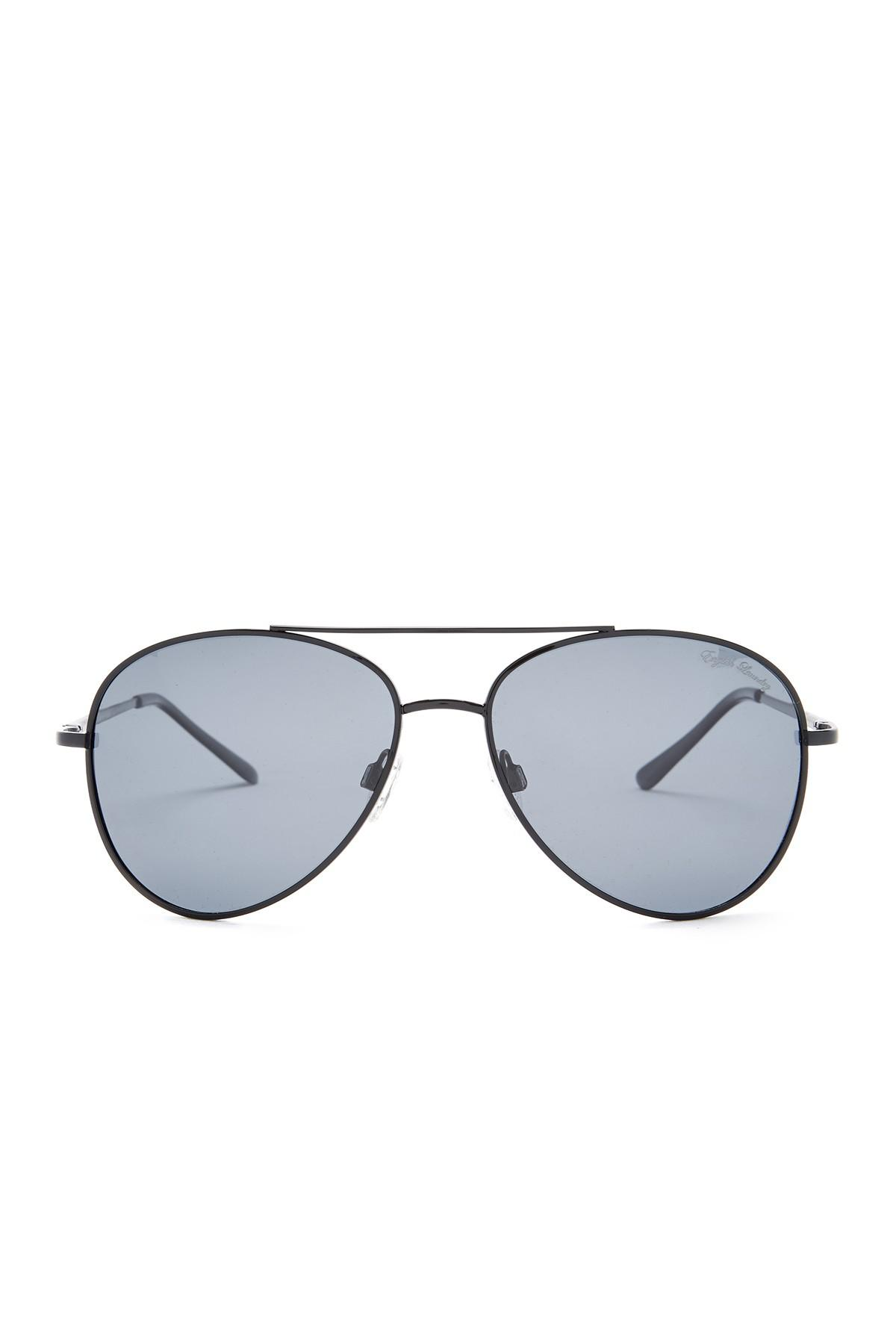 8bc968d55e1a English Laundry Men's Aviator Polarized Sunglasses for Men - Lyst