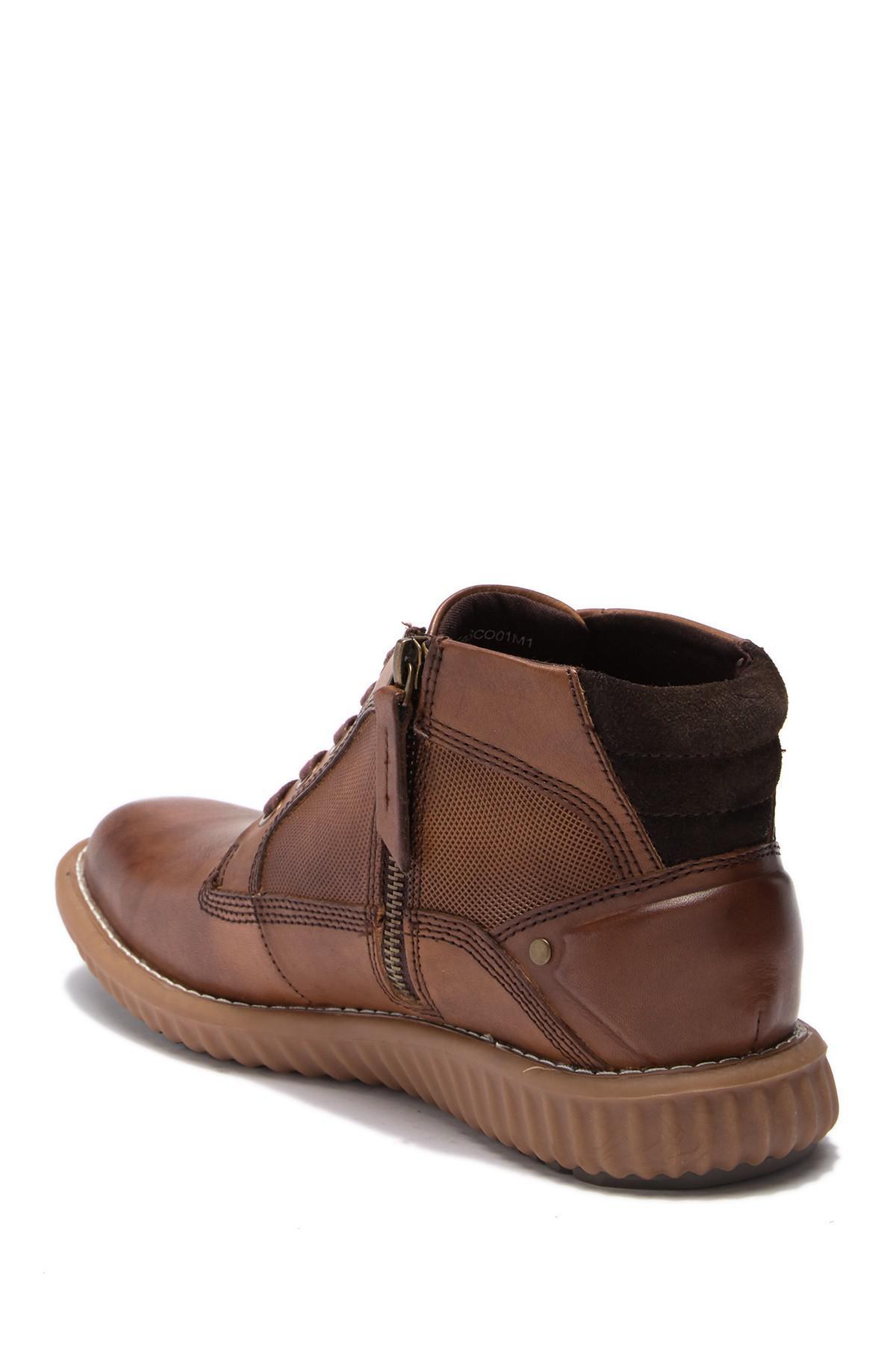 e8ebe5b920c Steve Madden Brown Vasco Boot for men