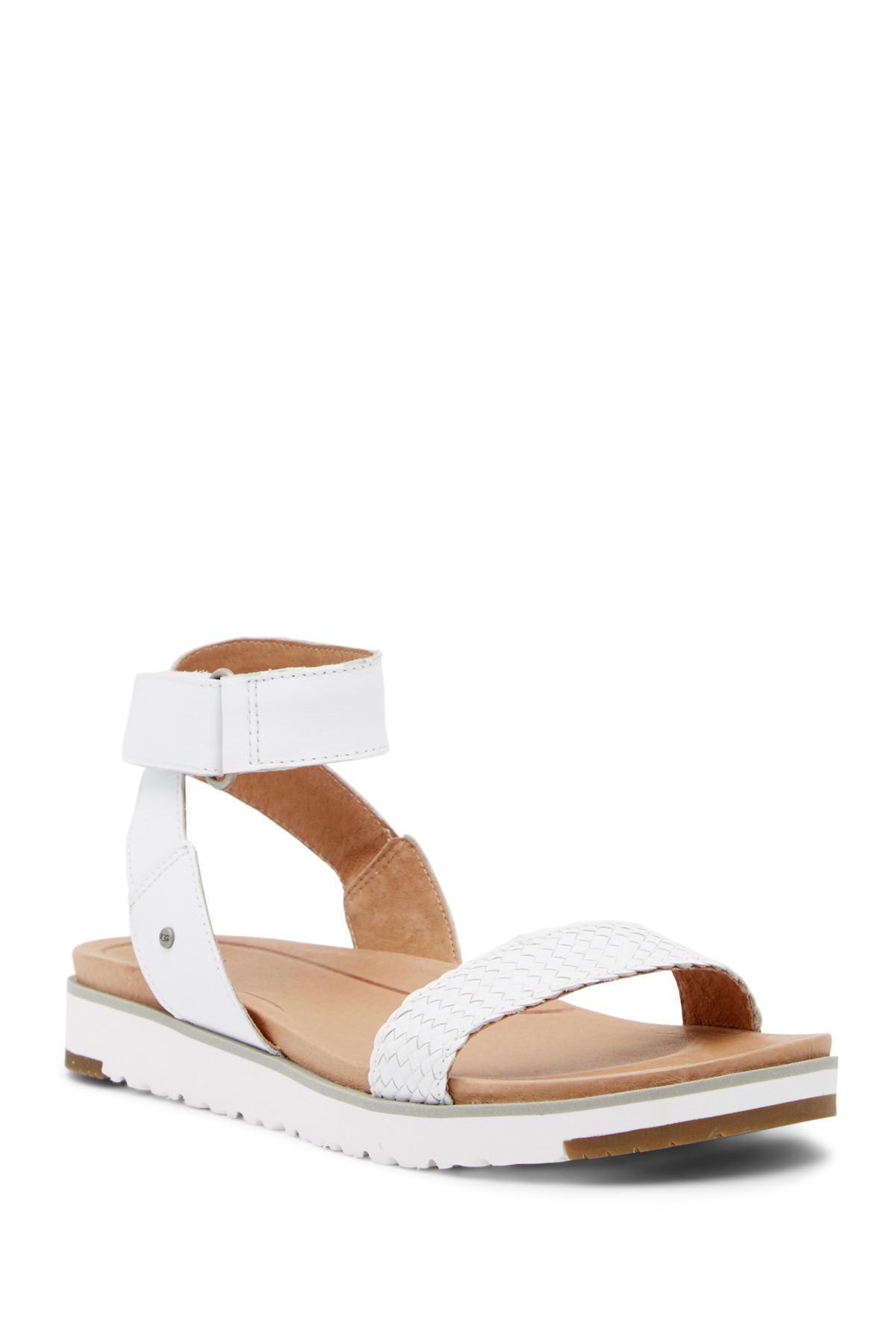 27fed73fe3d Lyst - UGG Laddie Platform Sandal in Brown