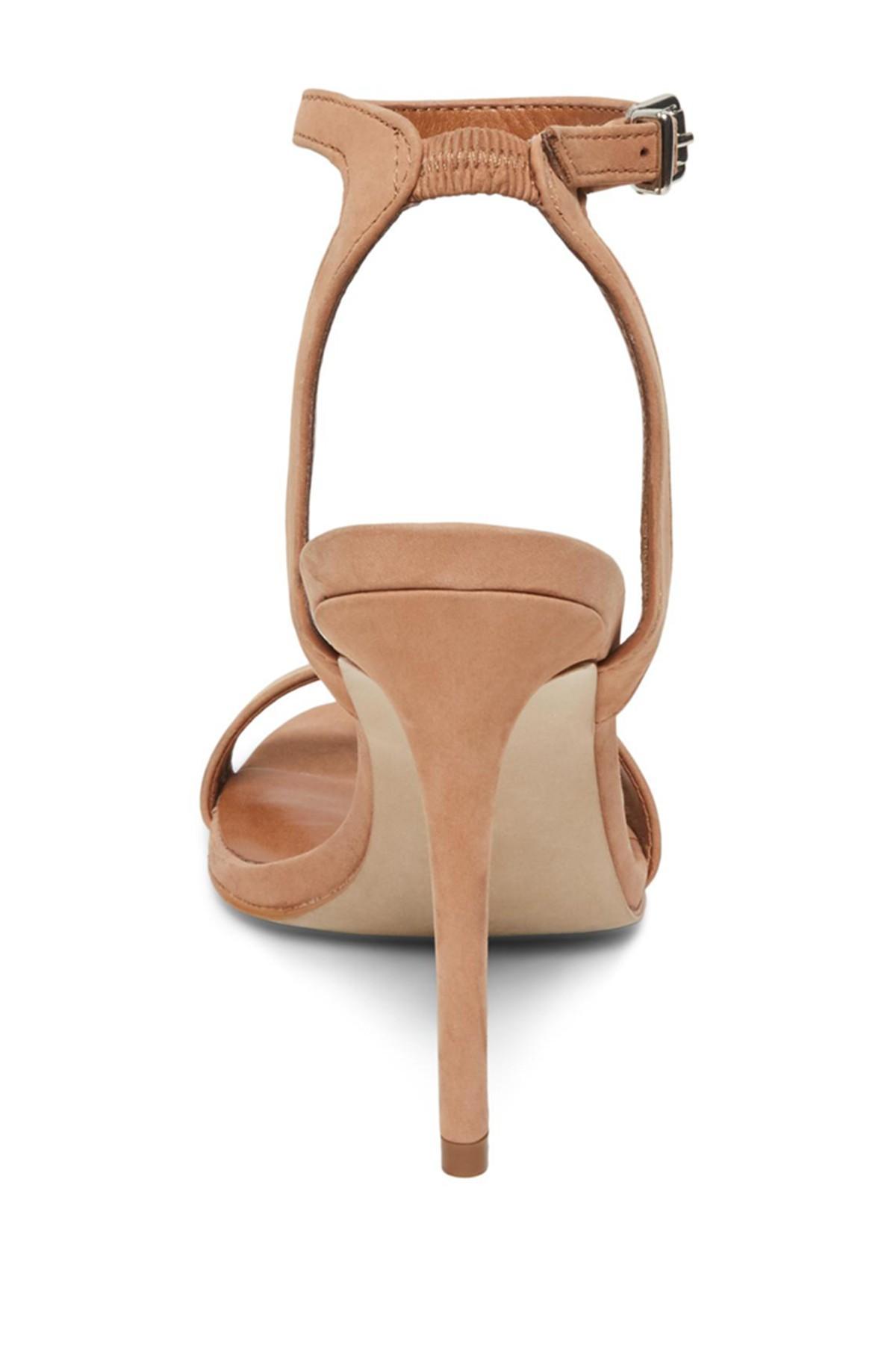 f850f8c0e82 Lyst - Steve Madden Landen Ankle Strap Sandal (women) in Brown