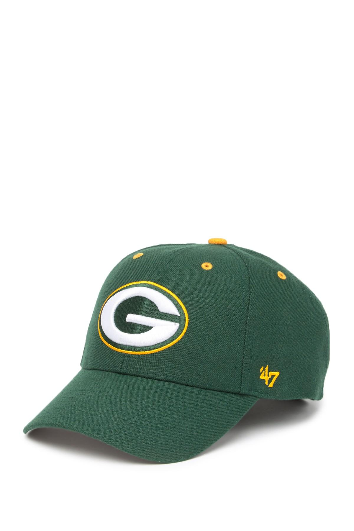 discount shop best authentic high quality 47 Brand Synthetic Nfl Green Bay Packers Older Cap for Men - Save ...
