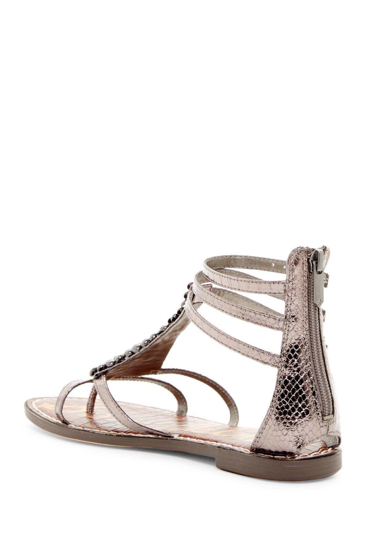839ba1625ed8 Gallery. Previously sold at  Nordstrom Rack · Women s Gladiator Sandals  Women s Sam Edelman ...