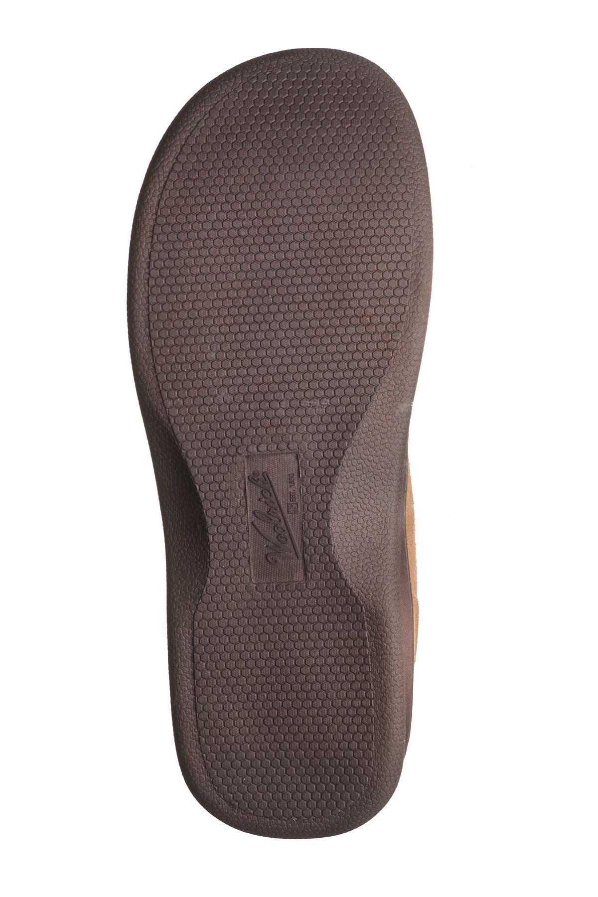 4b8617d33ef3 Woolrich - Brown Buck Run Faux Shearling Trim   Lined Slipper for Men -  Lyst. View fullscreen