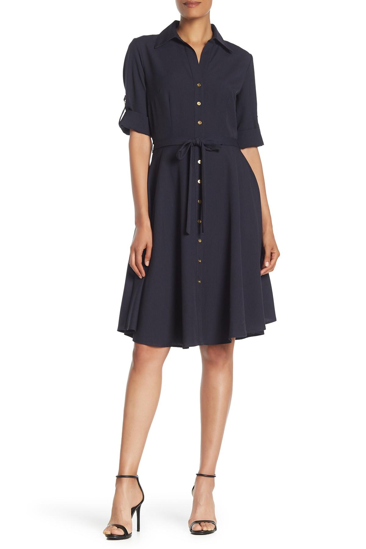 the best order online affordable price reputable site outlet on sale variety design sharagano shirt dress ...