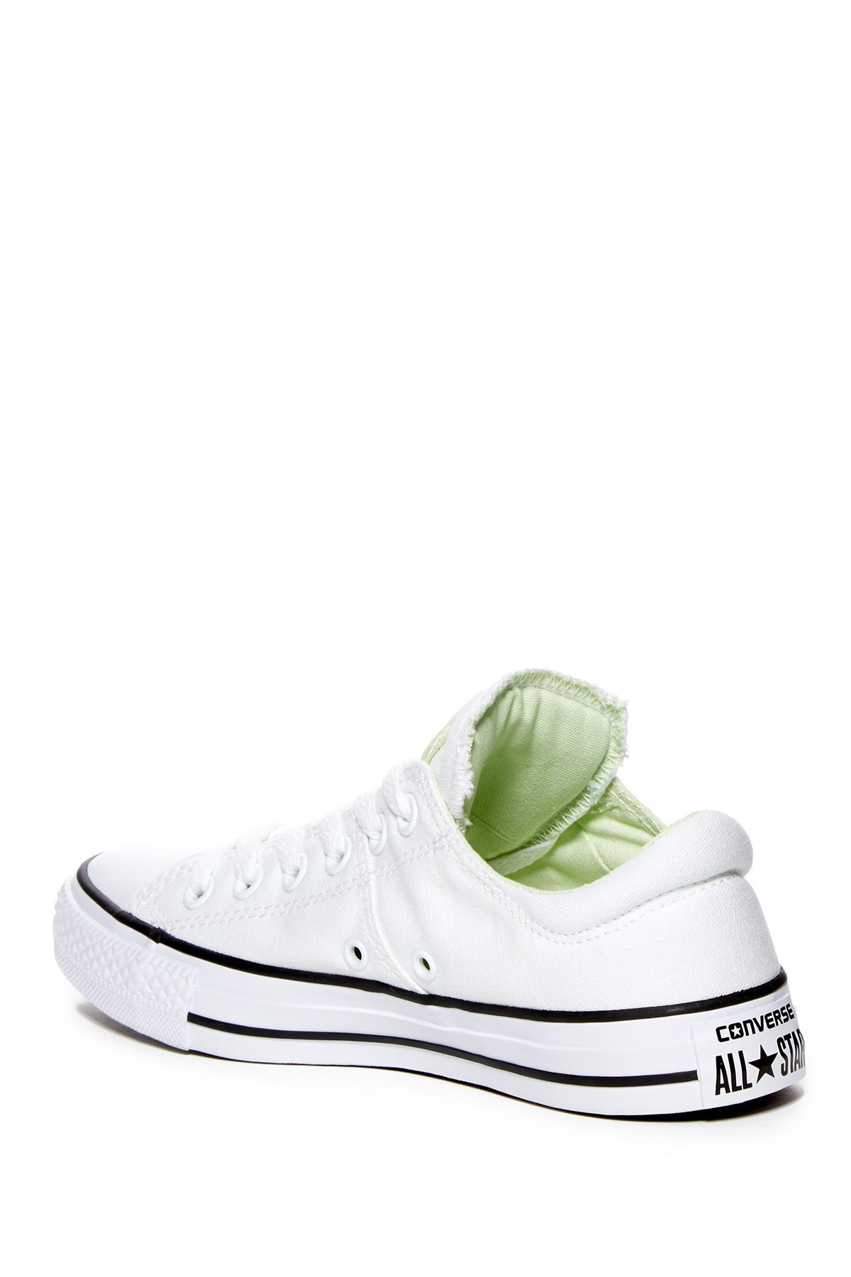 f77cc834931ef5 ... white us mens 8 0f674 a3fe2  sale lyst converse chuck taylorr all starr  madison low top sneaker 65af6 a7a83