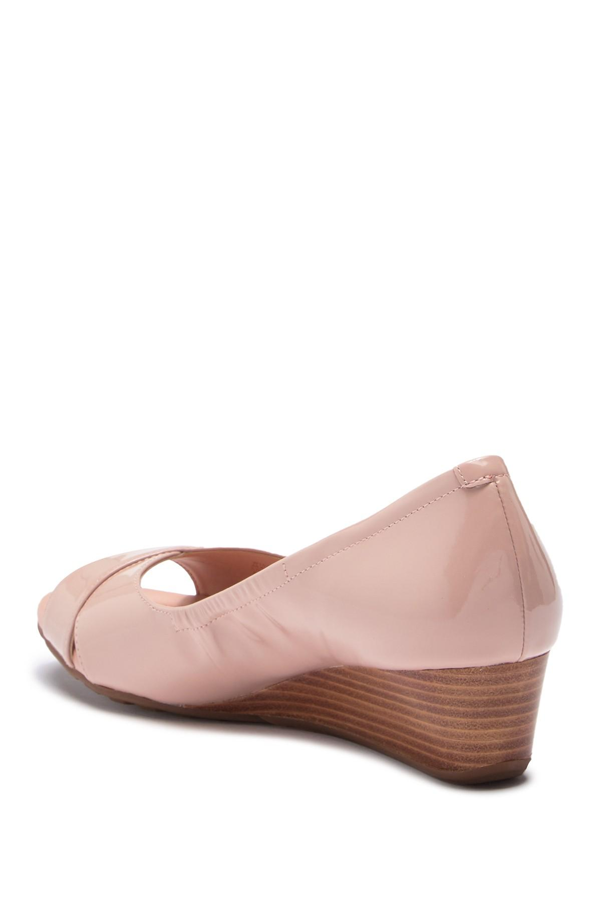 Clarks Womens Vendra Bloom Wedge | Shoes $0 $100 : 0 100