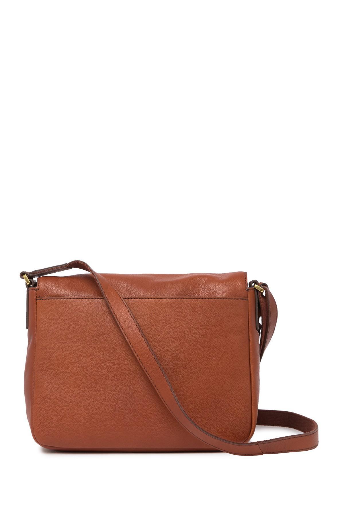 Fossil Peyton Shoulder Bag leather 32 cm