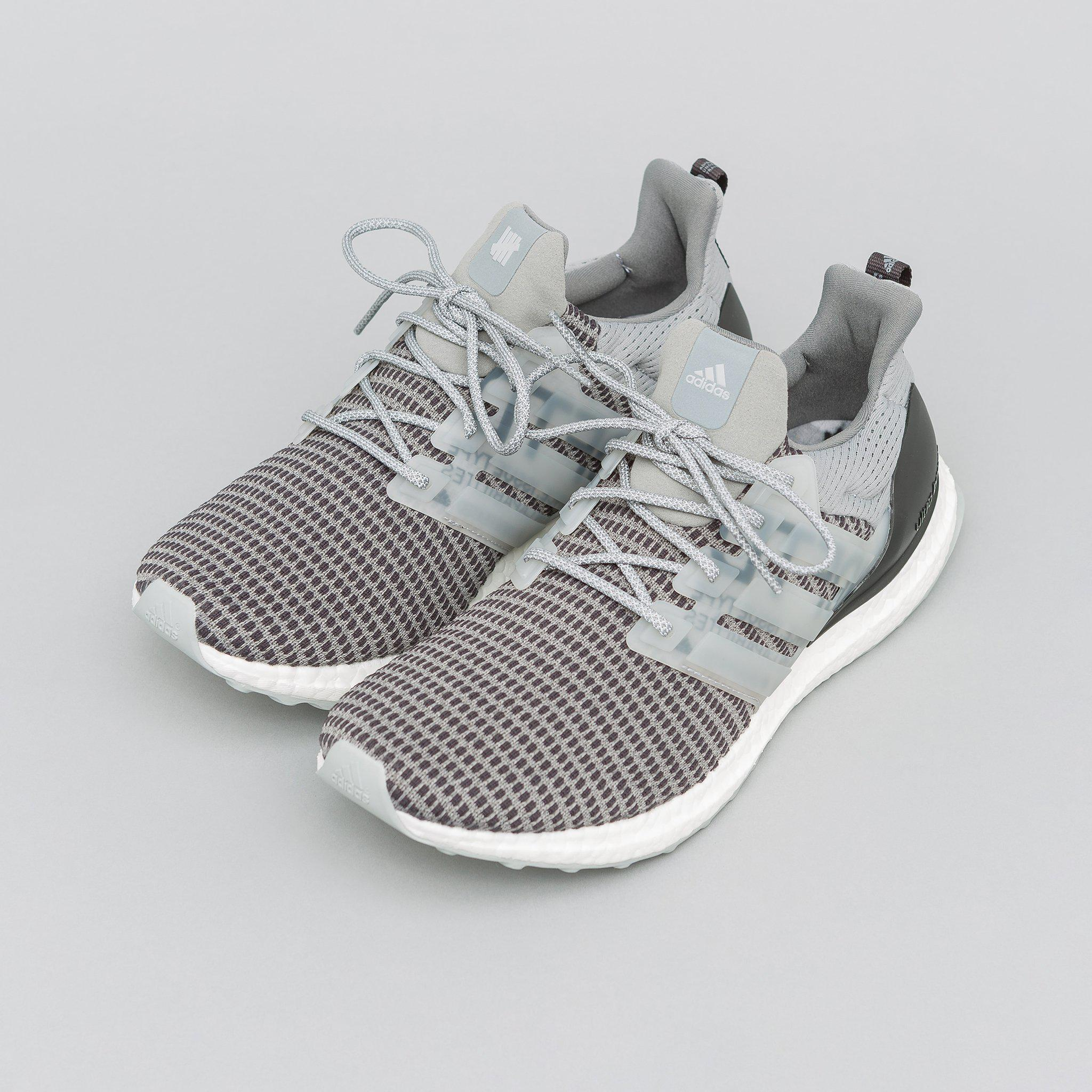 990d04277 Lyst - adidas X Undefeated Ultraboost In Clear Onix for Men