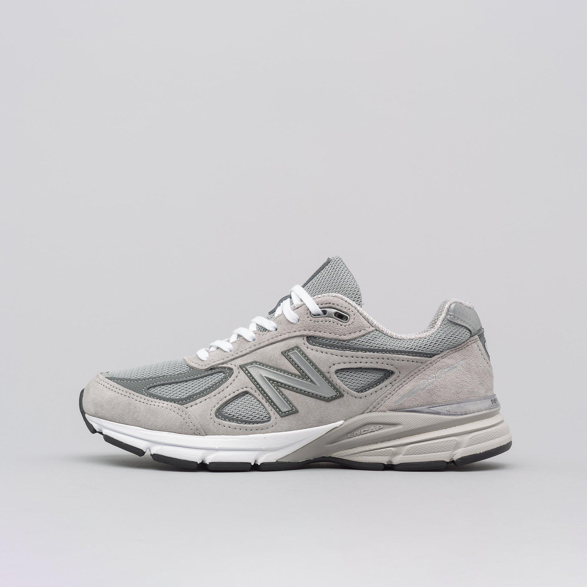 low priced 472f6 1edc8 New Balance Gray Women's W990gl4 In Grey for men