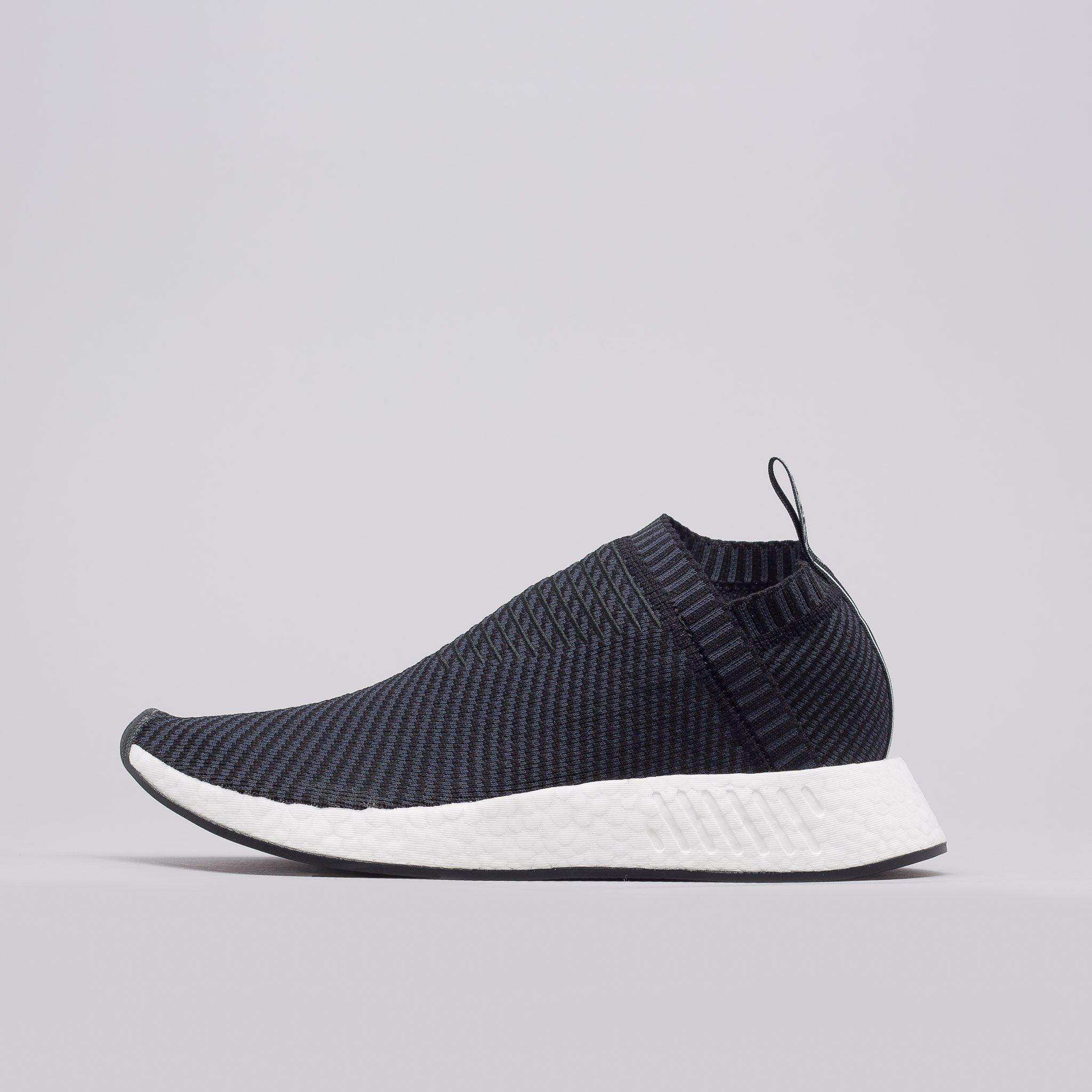 b64520c9d Lyst - adidas Nmd Cs2 Primeknit In Core Black carbon in Black for Men