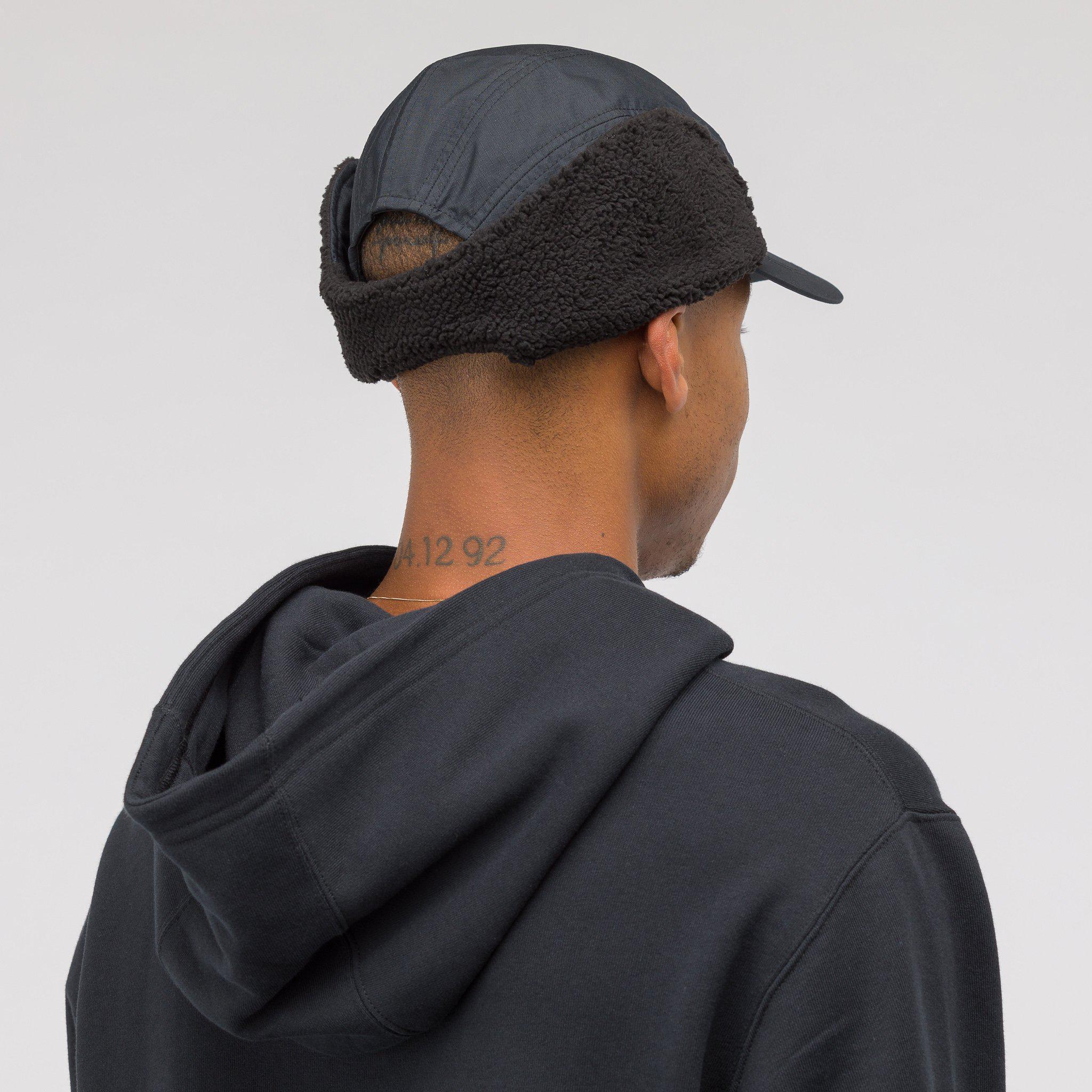 466c178b8f9 Lyst - Nike Acg Tailwind Sherpa Hat In Black in Black for Men