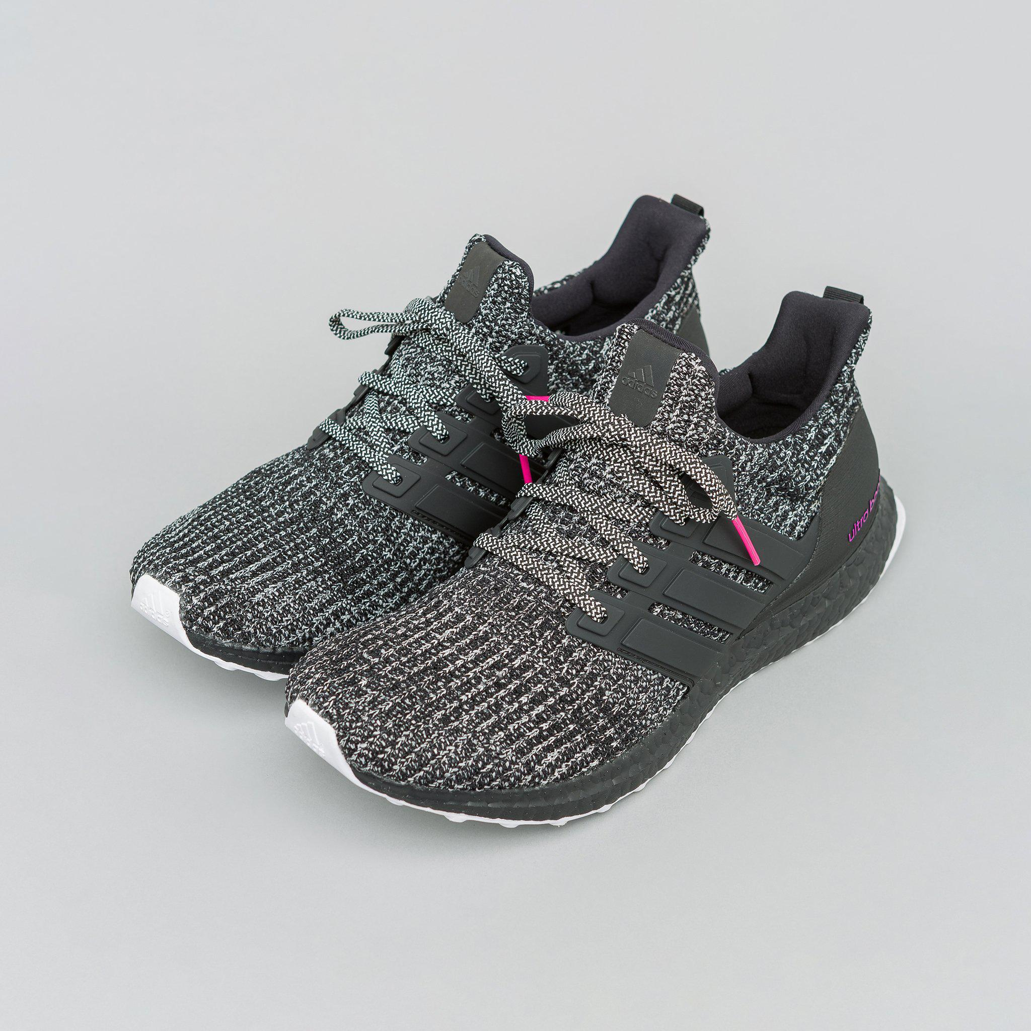 3b101e363f4d7 Lyst - adidas Ultra Boost 4.0 Breast Cancer Awareness in Black for Men