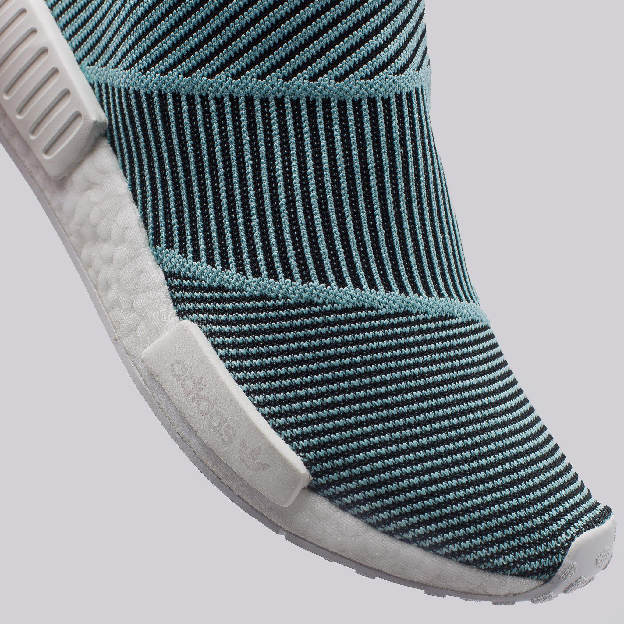 d43a6d1c8fa4a Lyst - adidas Nmd Cs1 Parley Primeknit In Core Black blue in Blue ...