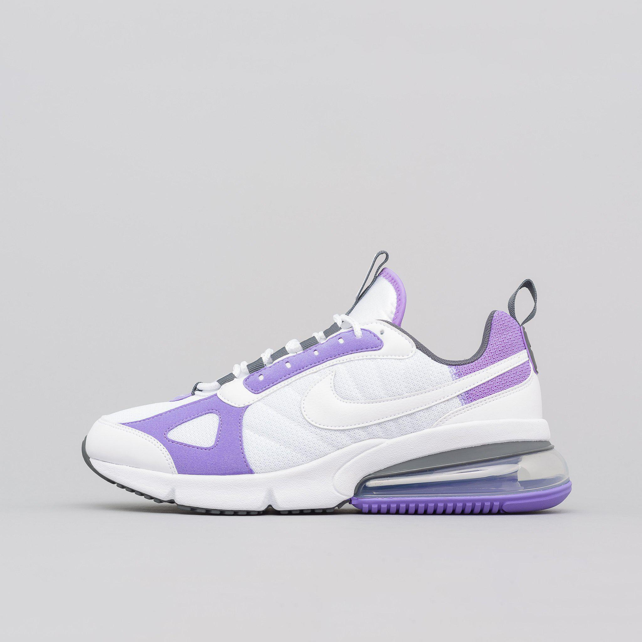 Nike Rubber Air Max 270 Futura In Whiteviolet for Men Lyst