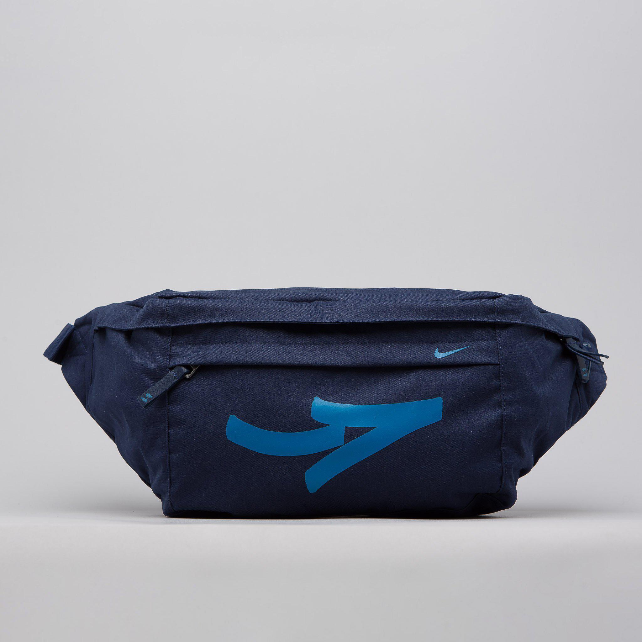 Nike Blue X Stash Nk Tech Hip Pack for men