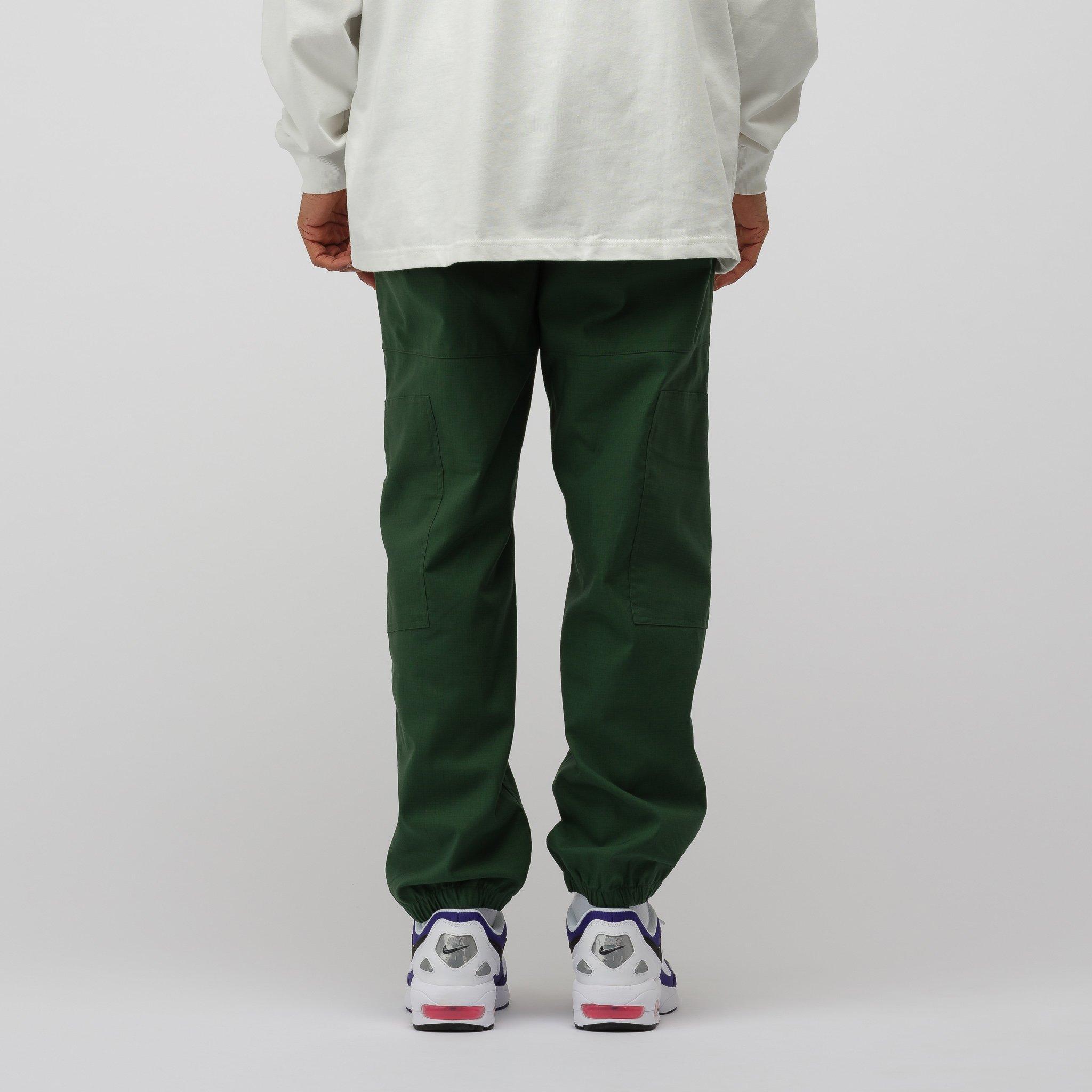 jerarquía Espectador Buen sentimiento  Nike Cotton Acg Trail Pants In Fir/black for Men - Lyst