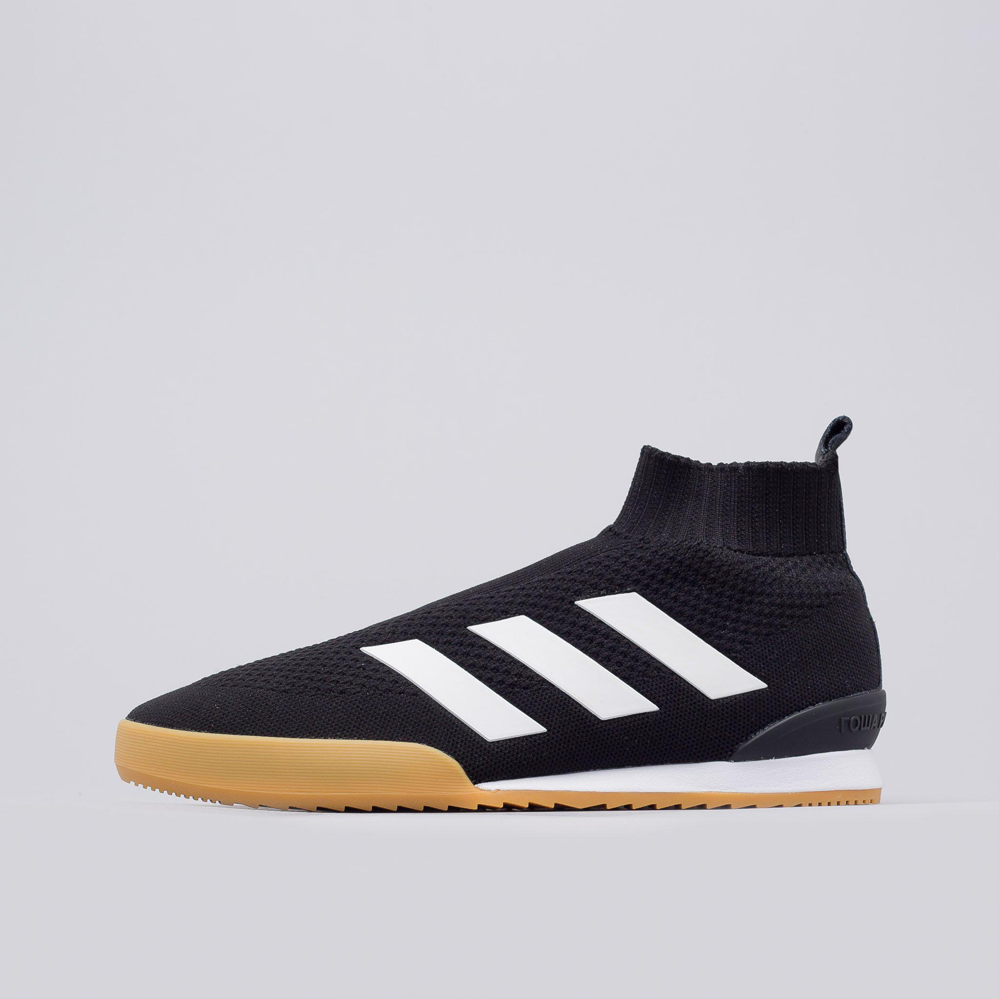 san francisco 0de8a 28136 Gosha Rubchinskiy X Adidas Ace Super Shoes In Black for men