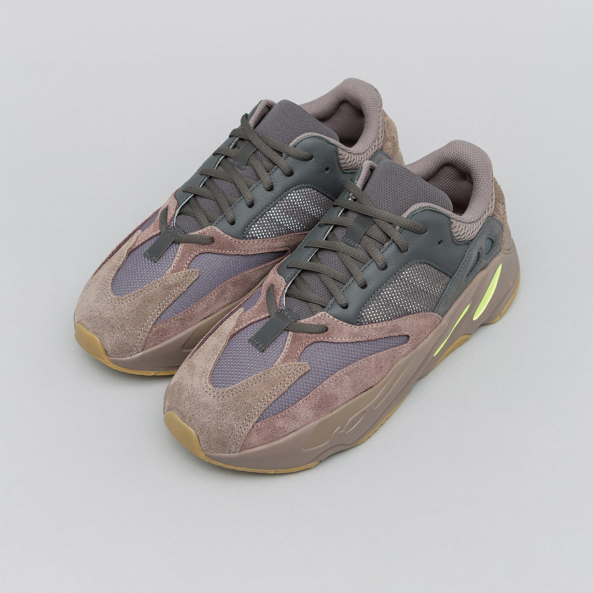 more photos 55be6 4afef Adidas Purple Yeezy Boost 700 In Mauve for men