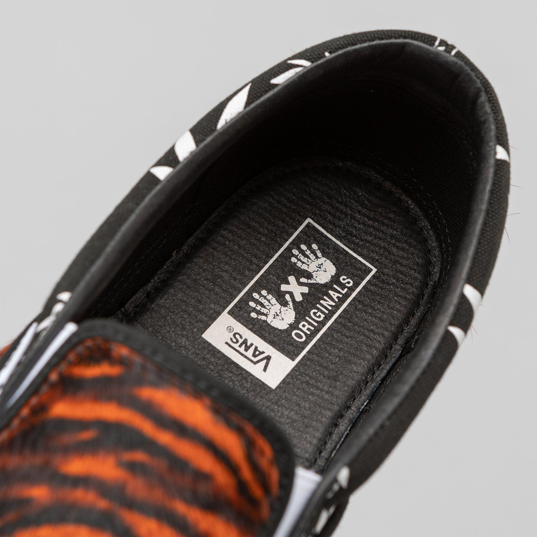 536f20a20b Lyst - Vans X Vier 5x5 Classic Slip-on In Tiger palm for Men