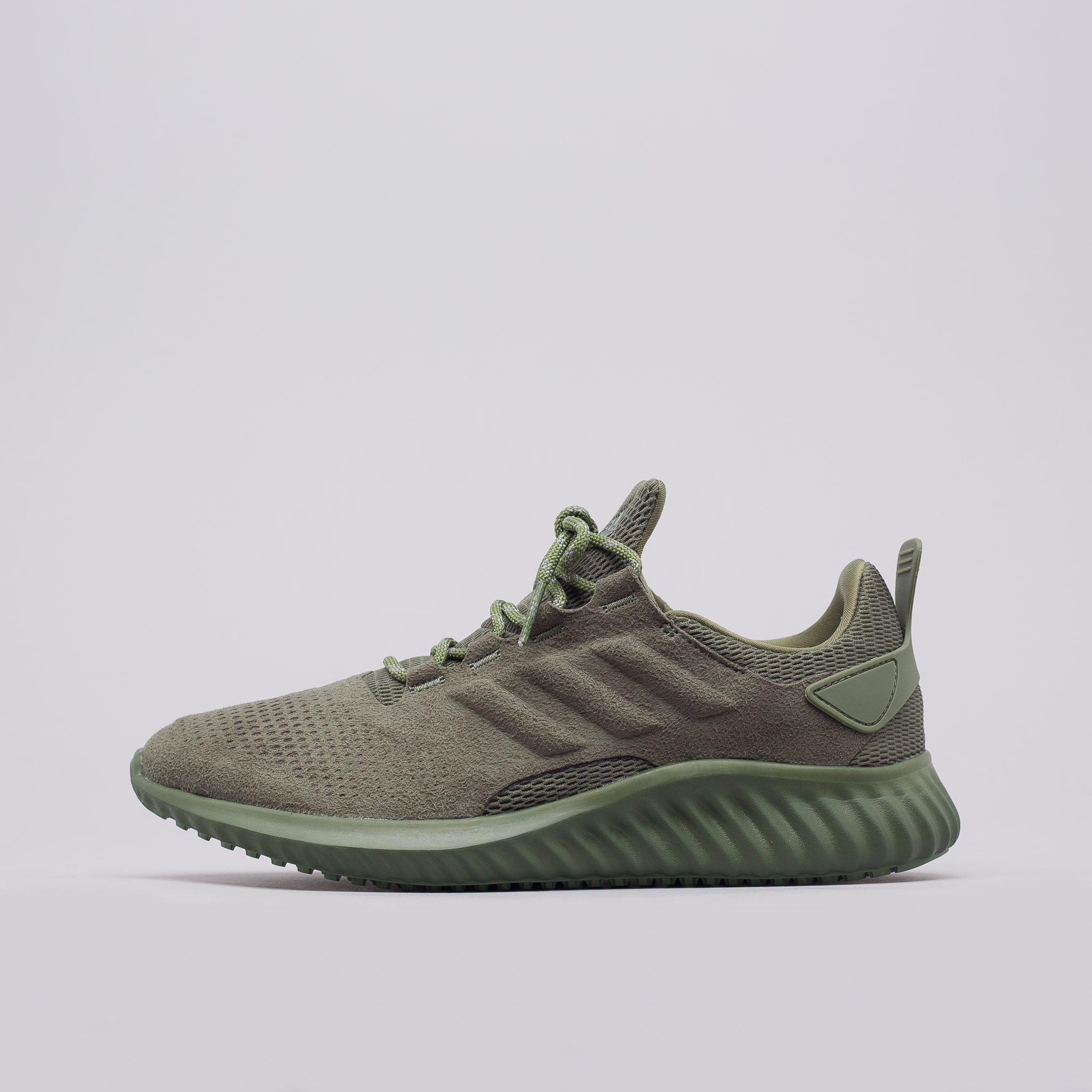 best website dfea8 9f656 Lyst - adidas Alphabounce City Run In Green in Green for Men
