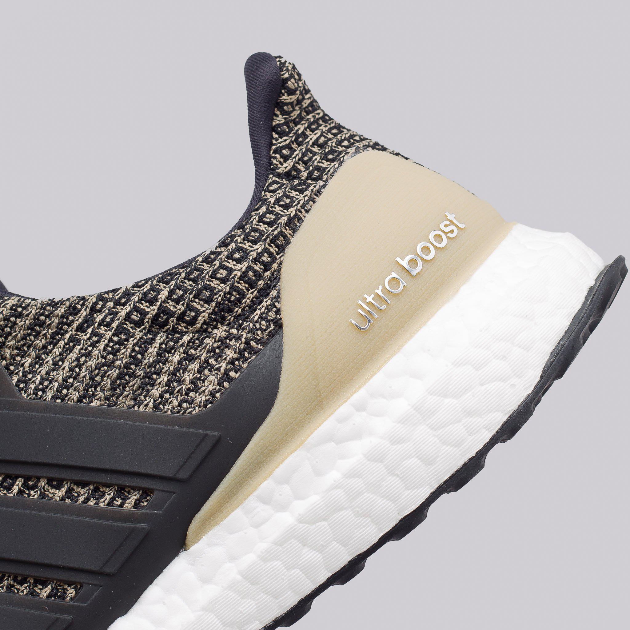 bd40652af55 Lyst - adidas Ultraboost 4.0 In Core Black dark Mocha in Black for Men