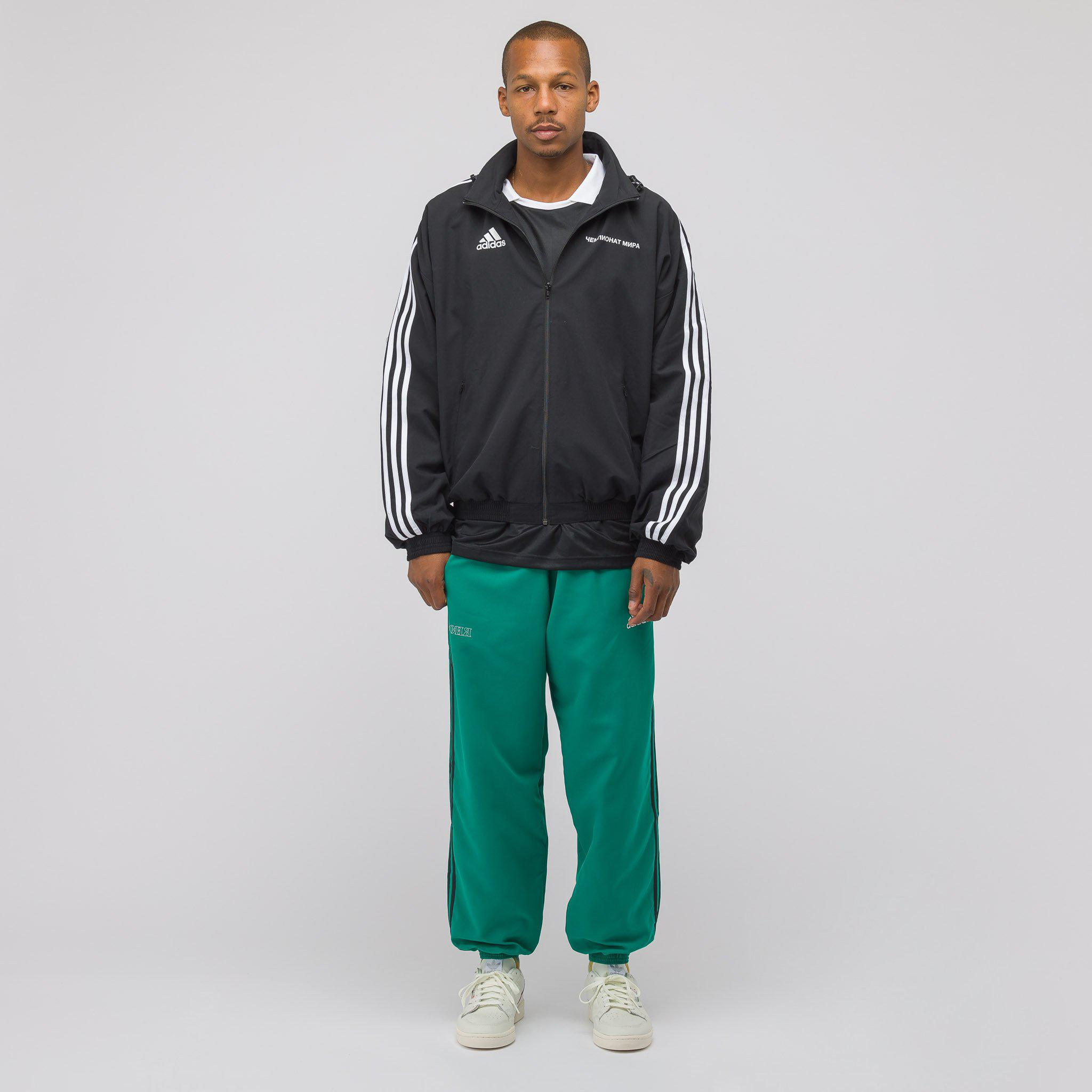 50% price best quality details for X Adidas Woven Jacket In Black