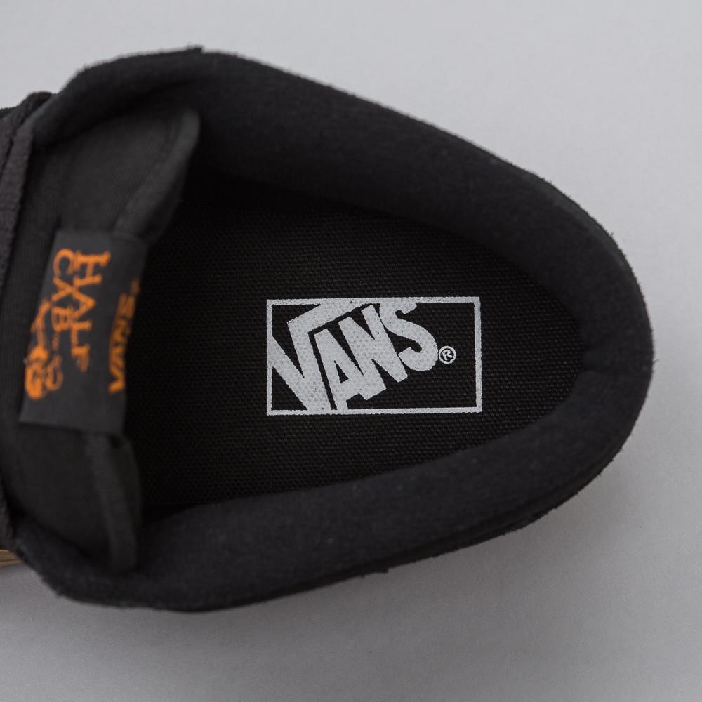 Lyst - Vans Gum Half Cab In Black in Black for Men 82c142d66