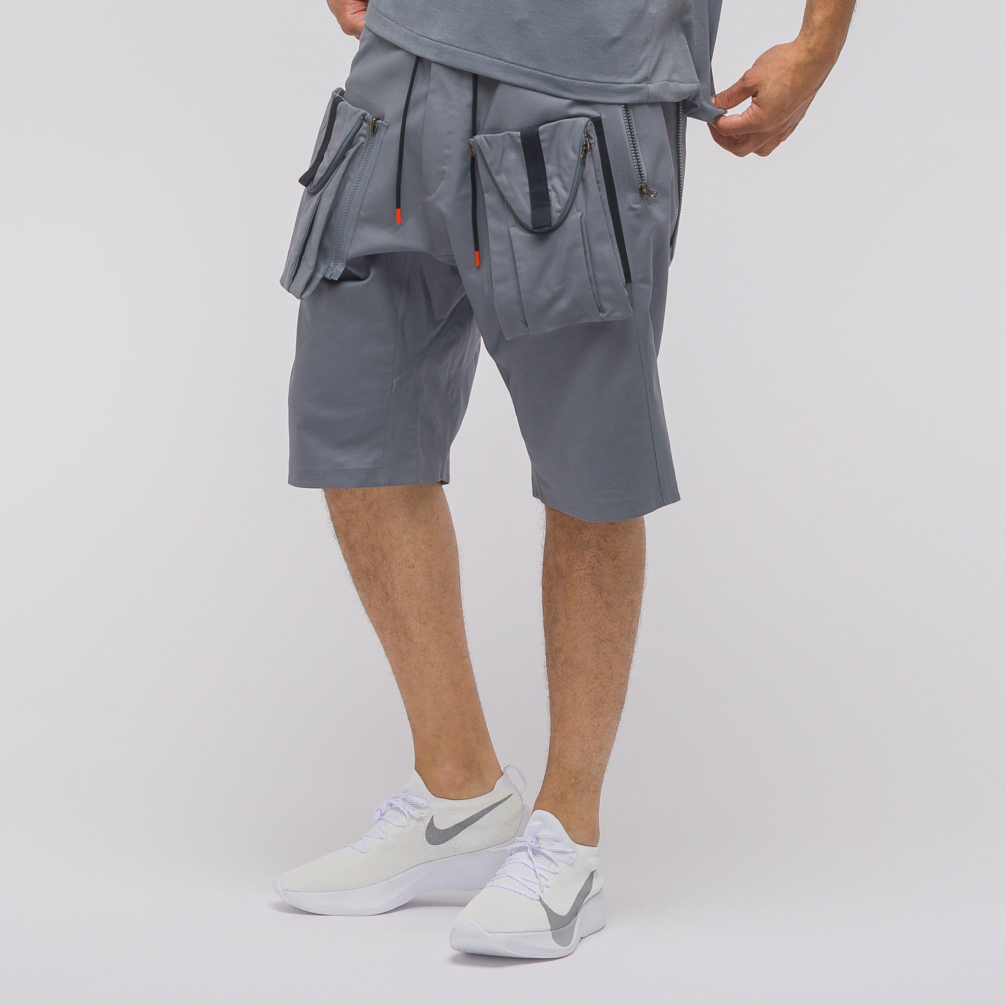 0baea7b0c4 Nike Acg Deploy Cargo Shorts In Cool Grey in Gray for Men - Lyst