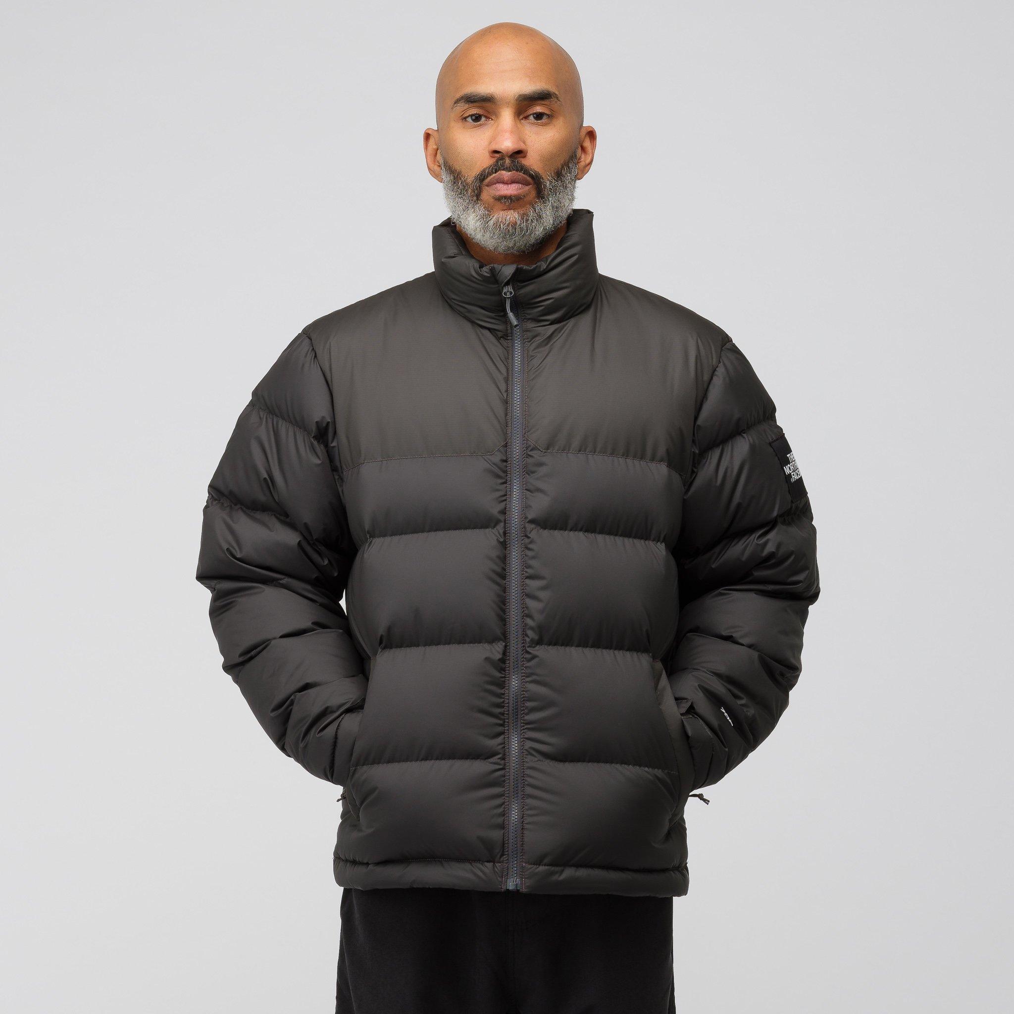 9997db823 The North Face Gray 92 Nuptse Jacket In Asphalt Grey for men