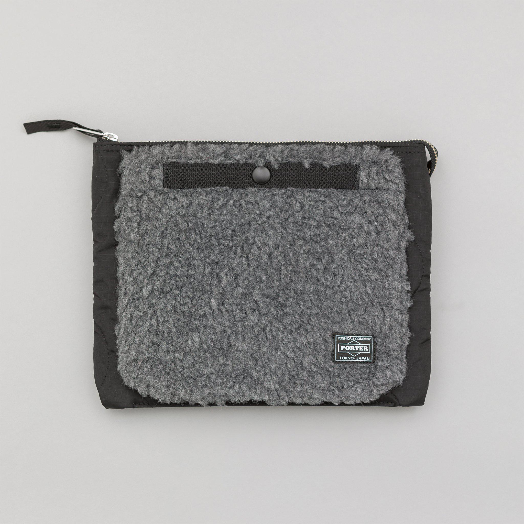 bbc044bc84ba Head Porter - Kerry Shoulder Bag In Black for Men - Lyst. View fullscreen