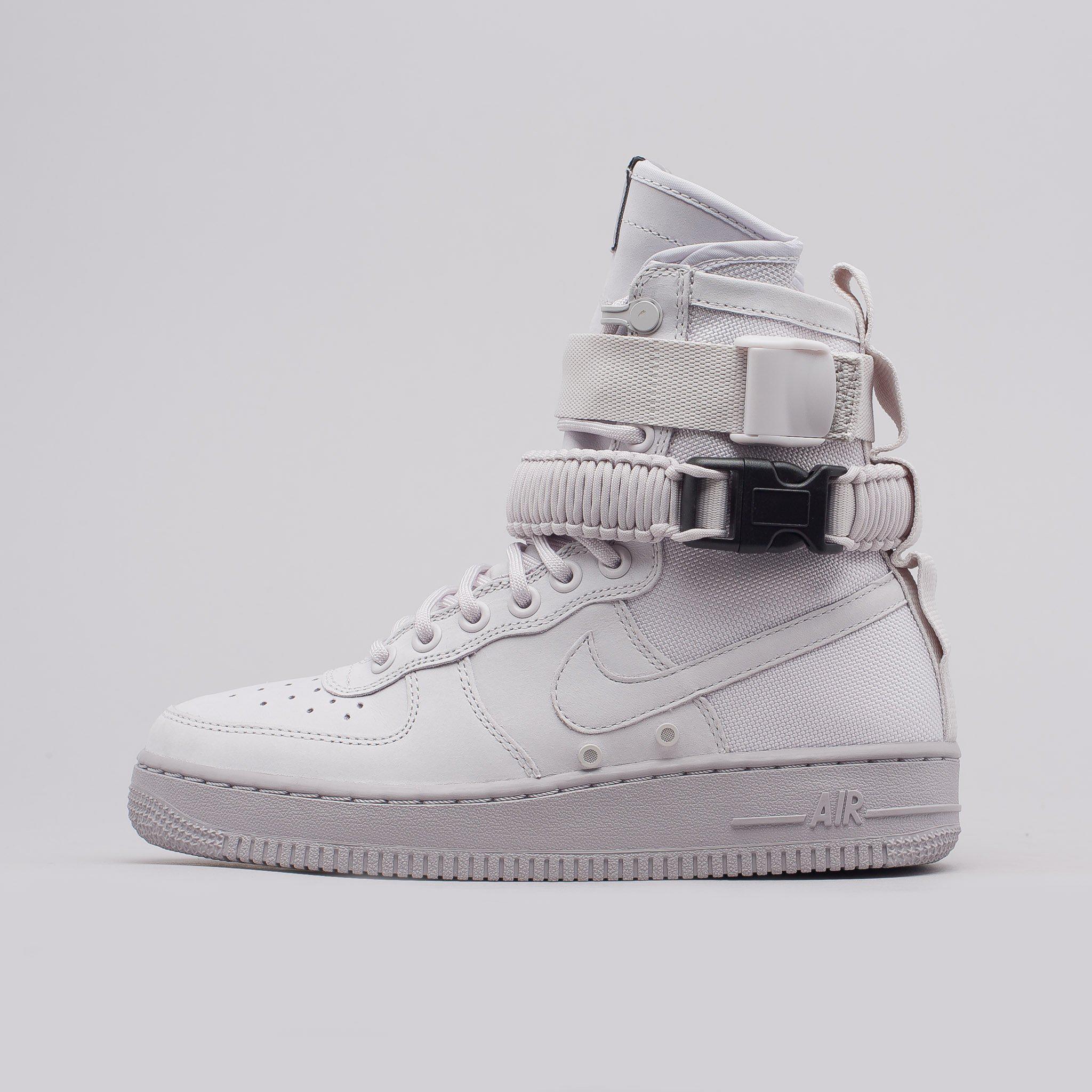 wyprzedaż buty na codzień nowe style Women's Special Field Air Force 1 In Vast Grey