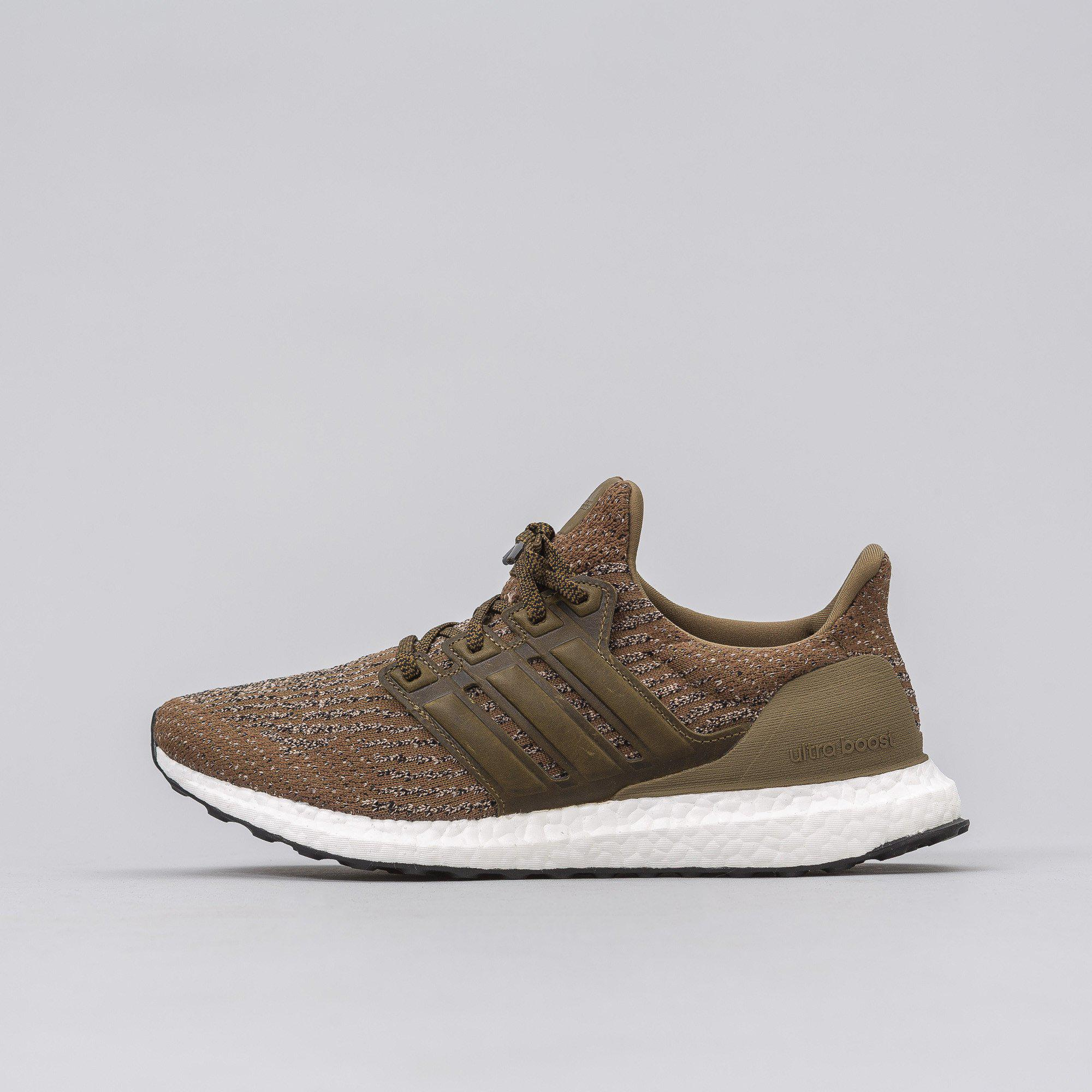 479735f46f01 Lyst - adidas Ultra Boost 3.0 In Trace Olive for Men