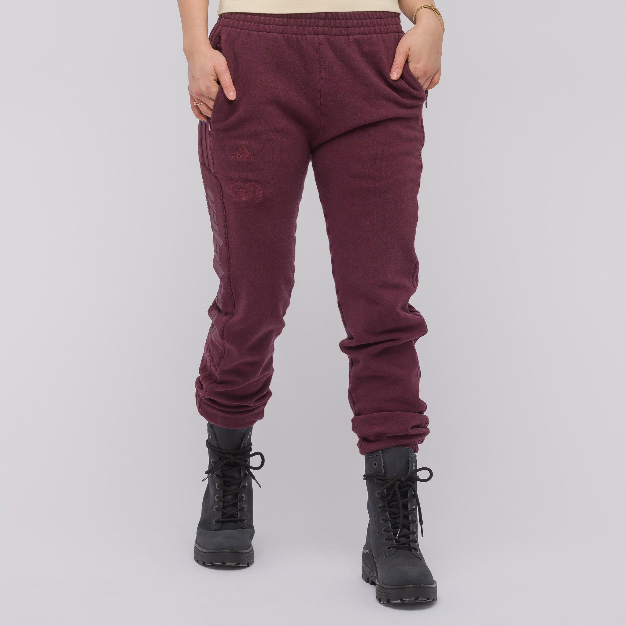 a2eaf8a8bdaa5 Lyst - Yeezy Women s Calabasas Sweatpants In Oxblood in Purple for Men