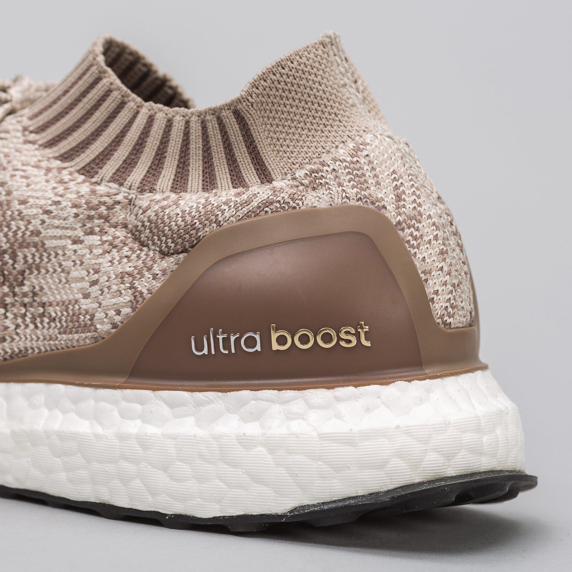 adidas Ultra Boost Uncaged Khaki Brown