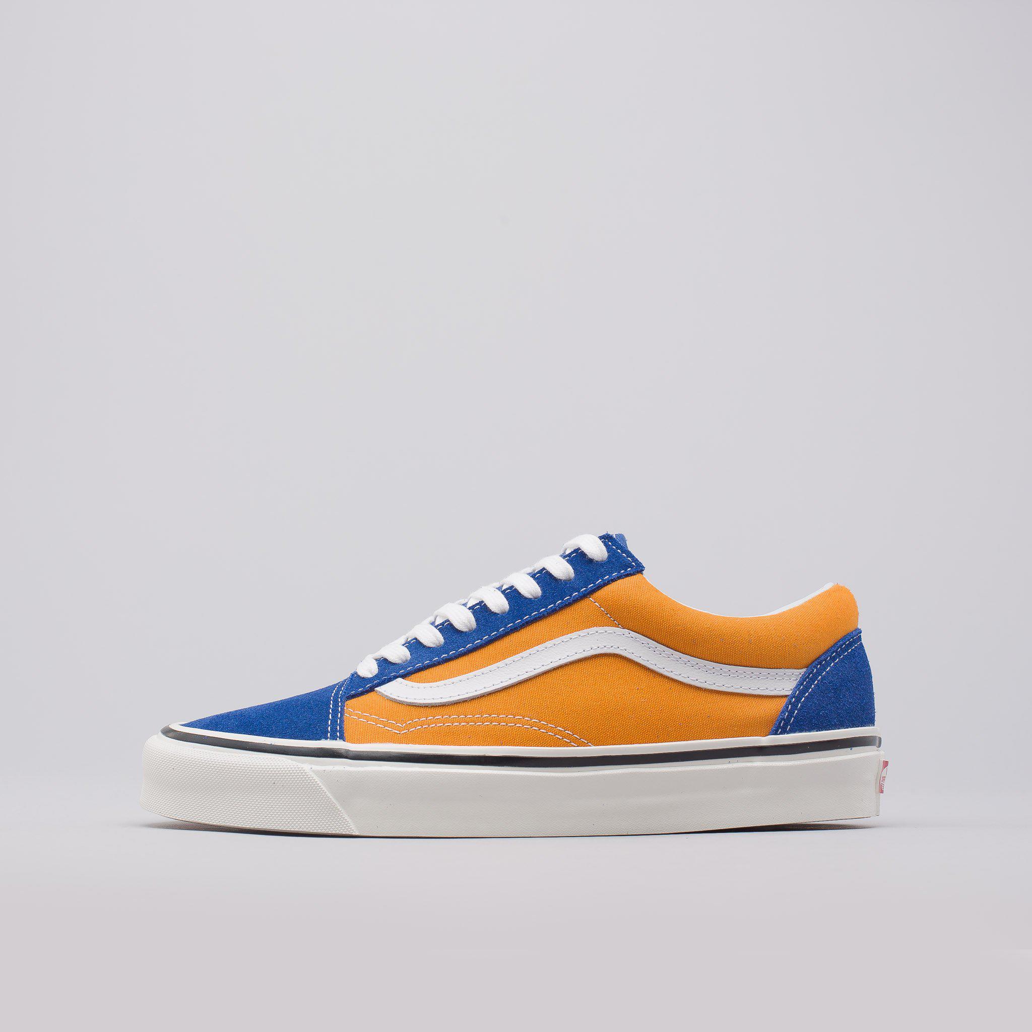 96884ffbe3 Lyst - Vans Old Skool 36 Dx Anaheim Factory In Og Blue in Blue for Men