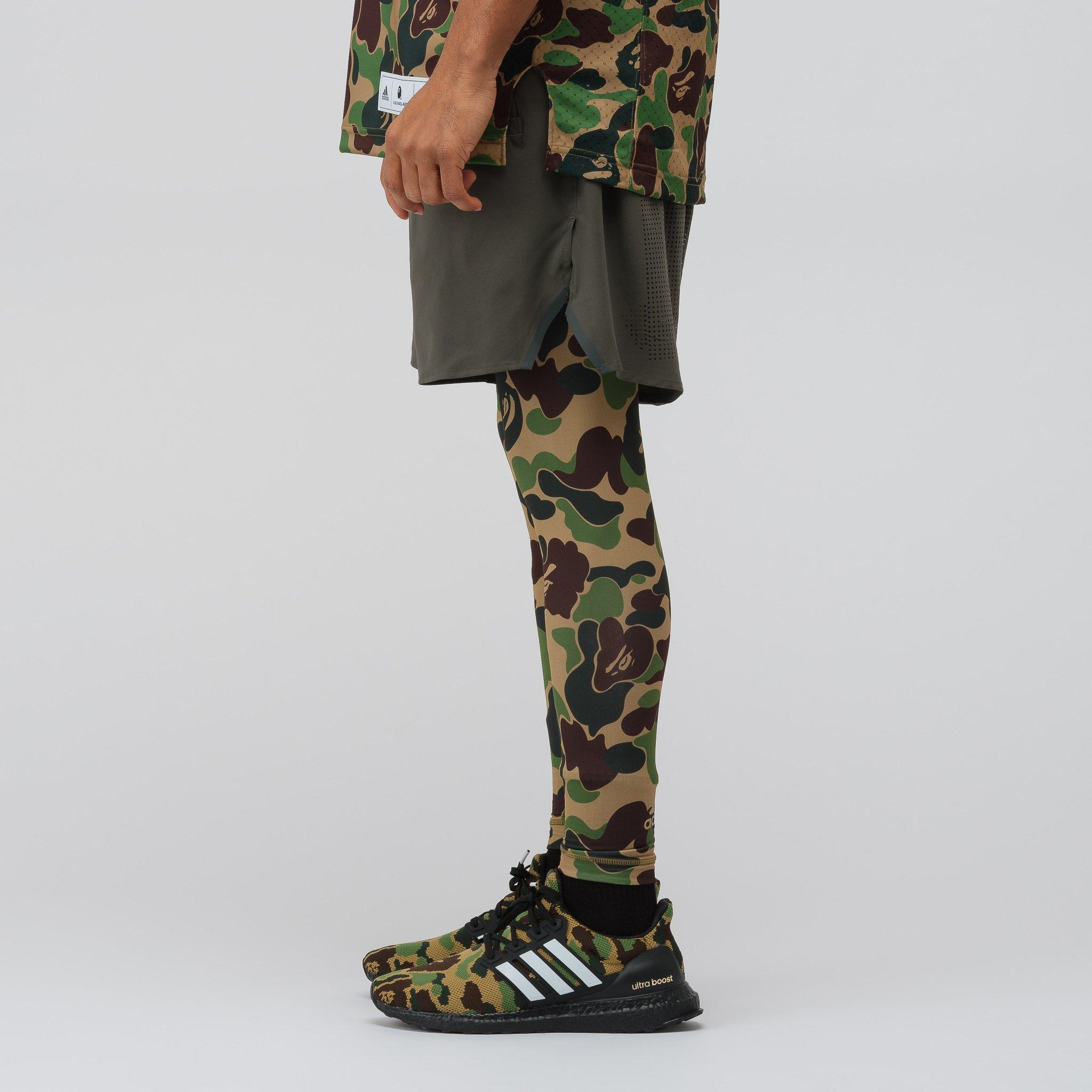 buy \u003e adidas bape tights, Up to 78% OFF