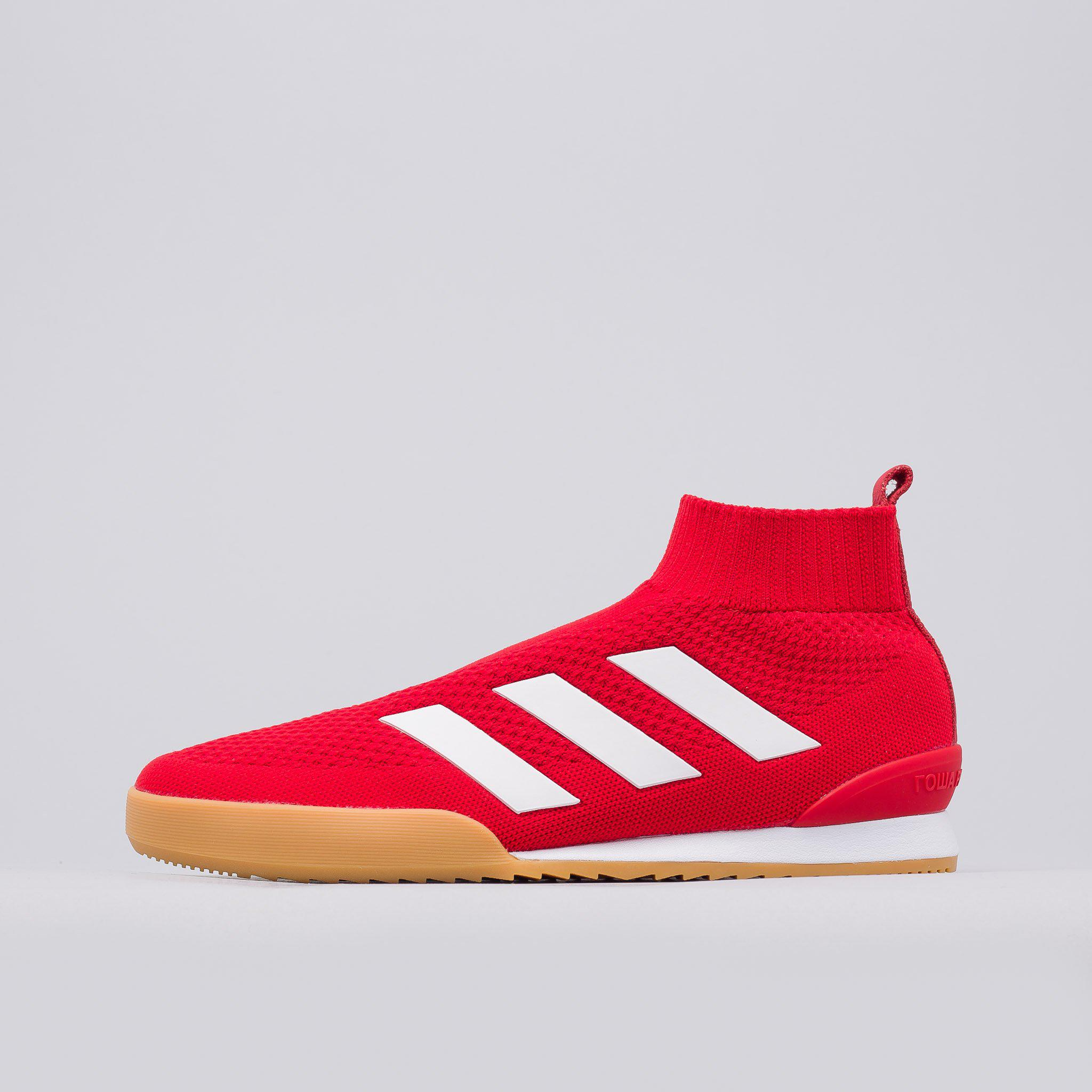 new style aee98 bafbb Lyst - Gosha Rubchinskiy X Adidas Ace Super Shoes In Red in
