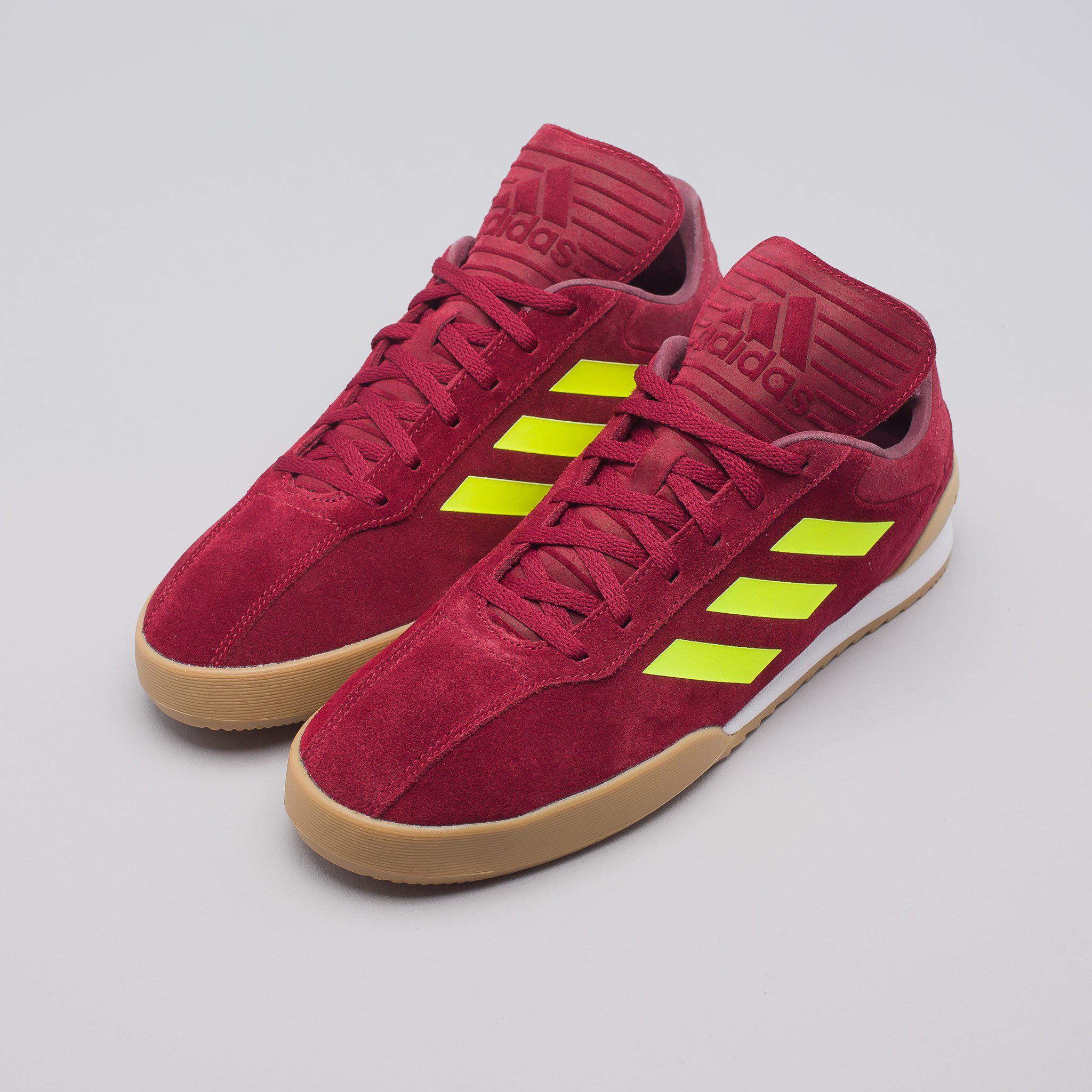 new arrival 7dd93 8ea54 Lyst - Gosha Rubchinskiy Copa Super Suede Sneakers for Men