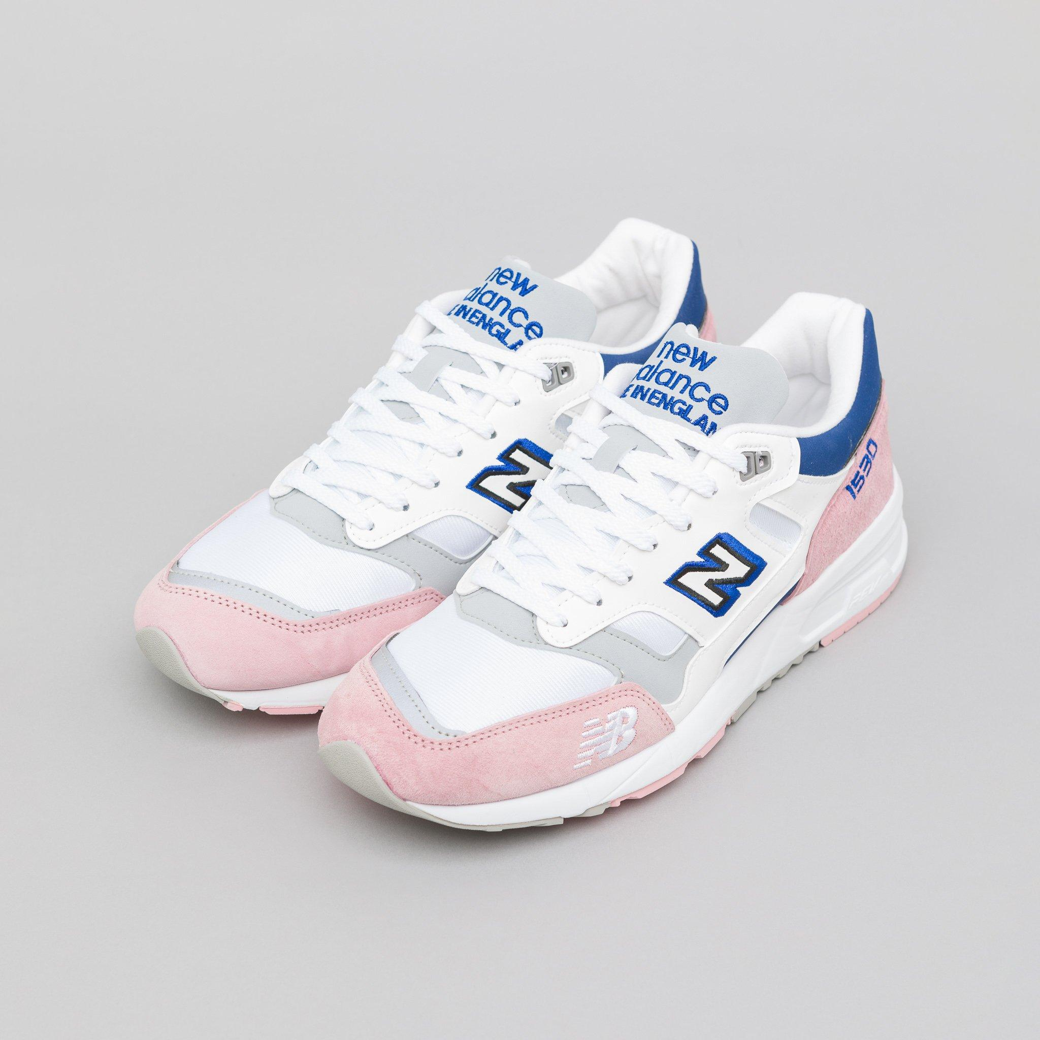 New Balance Leather M1530 Wpb In White