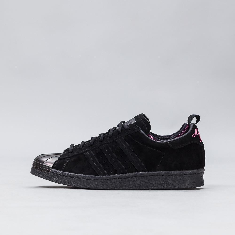 036f650f829 Adidas Originals X Eddie Huang Superstar 80's In Core Black for men