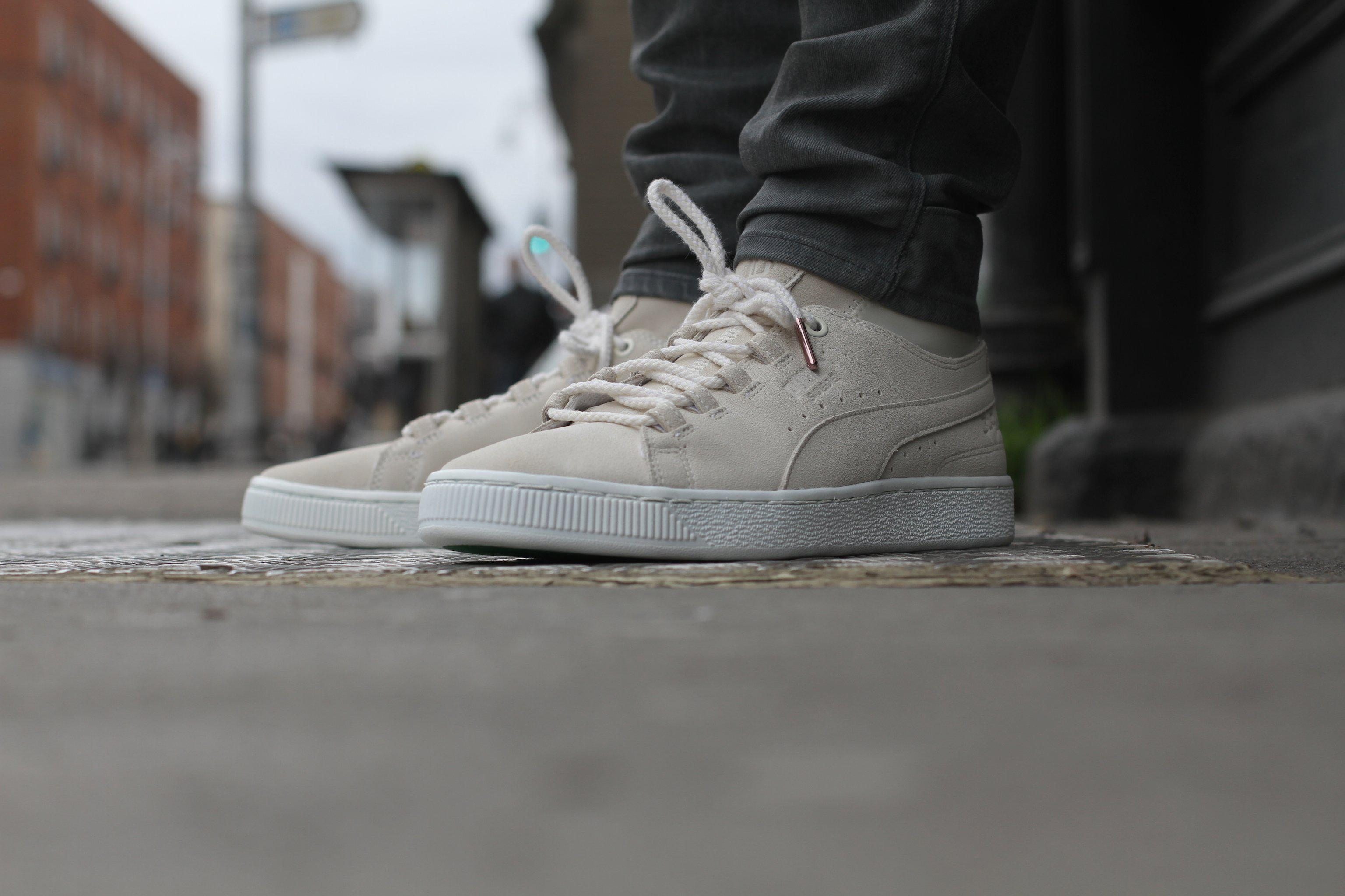 marketable first rate search for genuine Suede Mid Classic