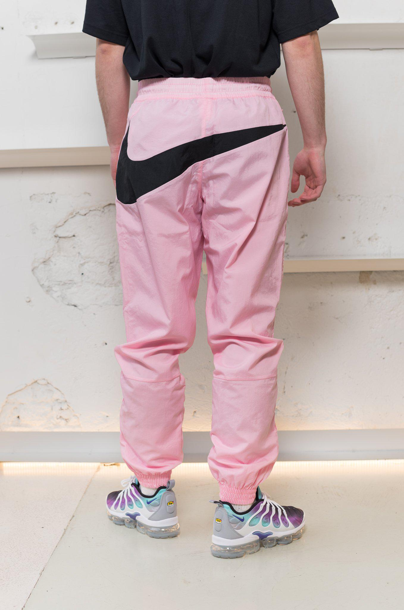 5695550d4f6e Nike Big Swoosh Pant in Pink for Men - Lyst